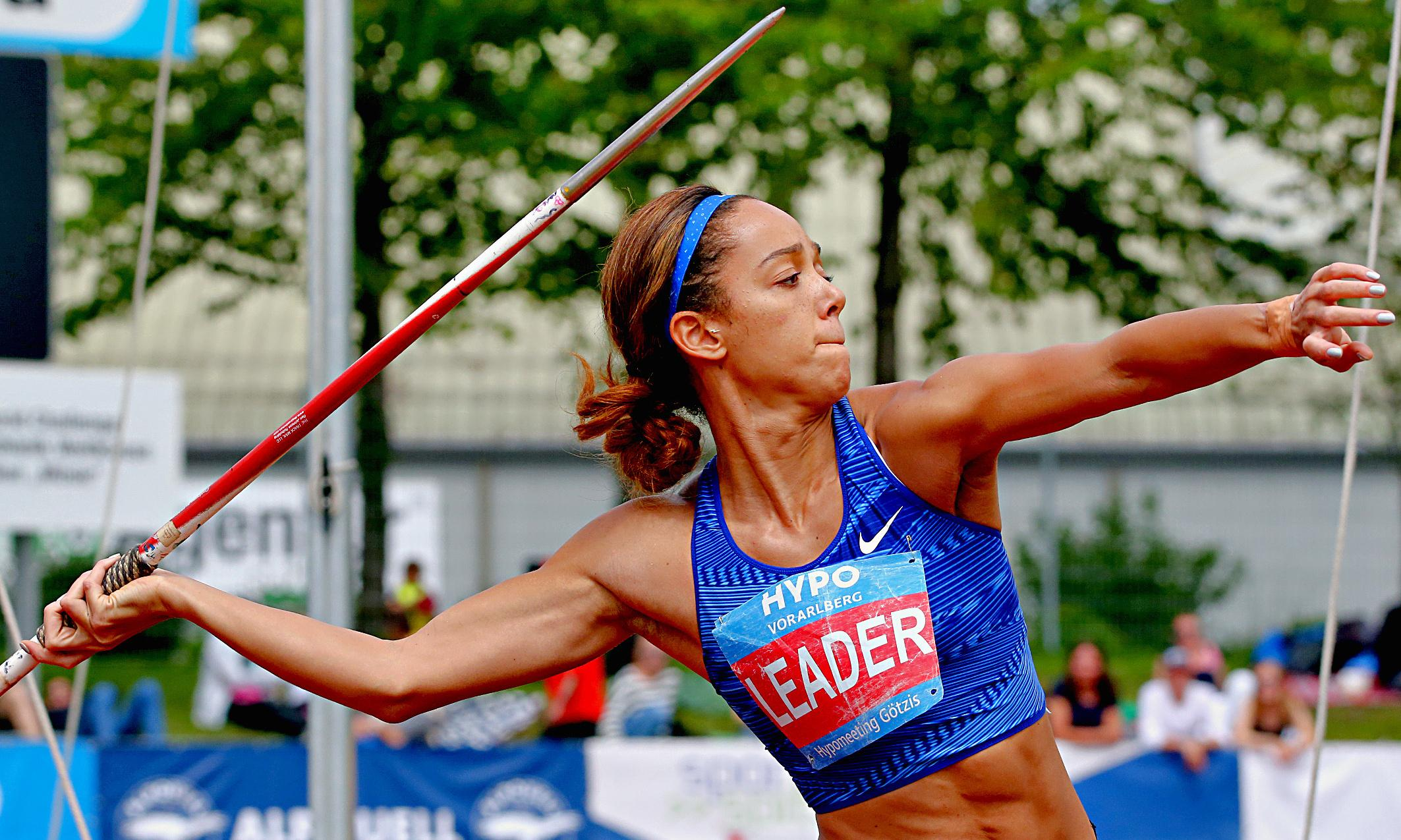 Katarina Johnson-Thompson smashes her personal best to win heptathlon
