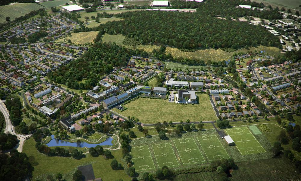 Graven Hill project