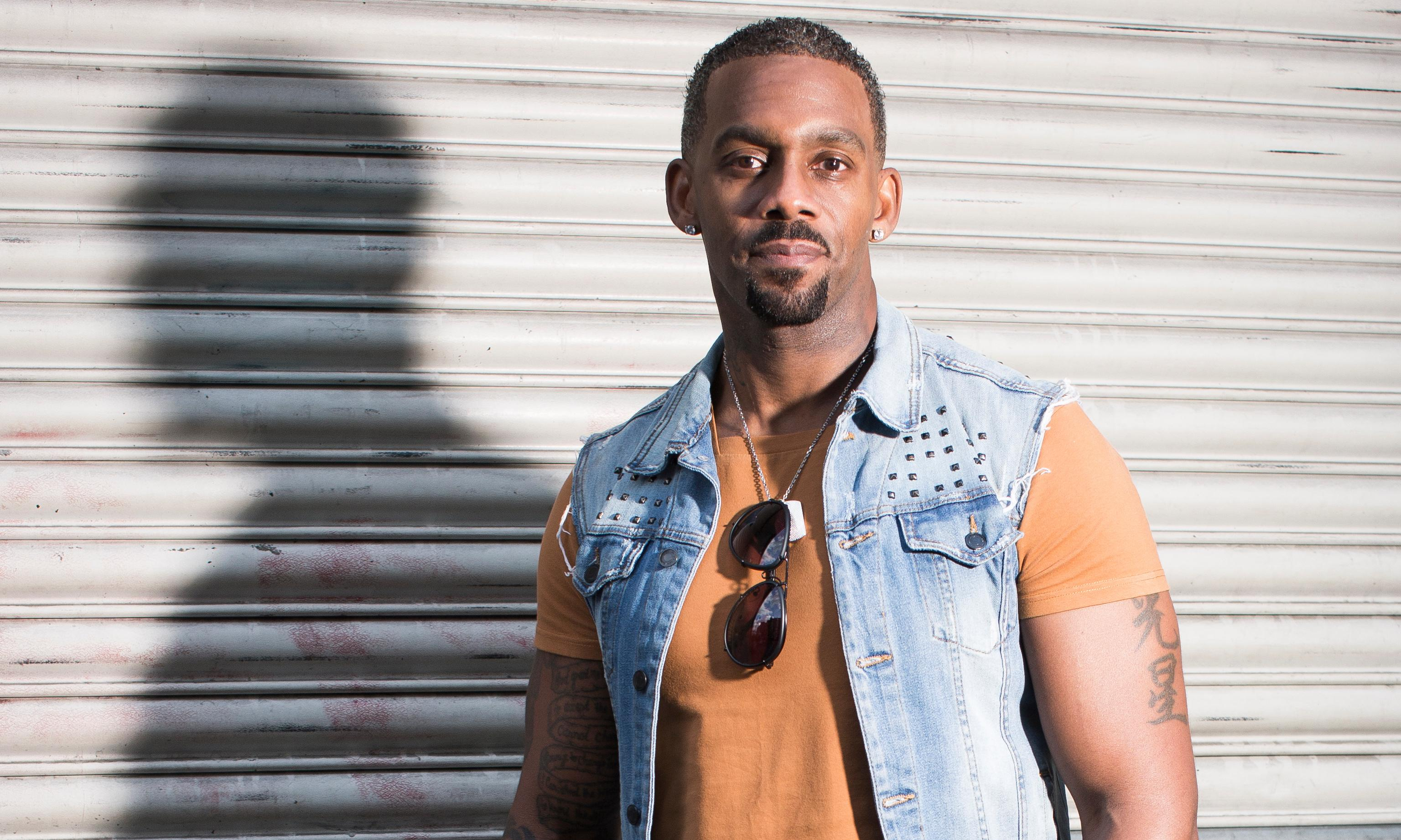 Richard Blackwood: 'I was in a bubble, thinking I had the Midas touch'