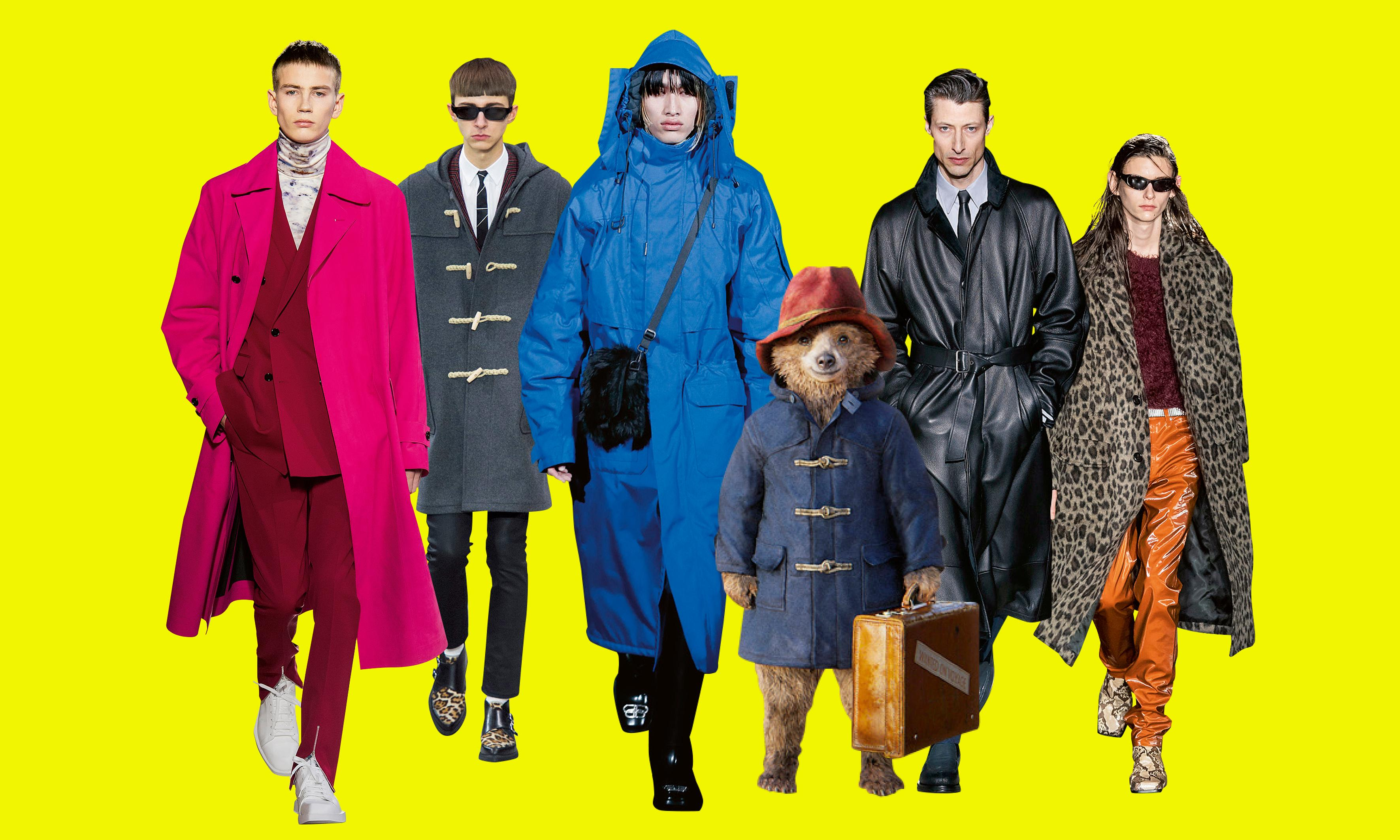 Paddington Bear or Kurt Cobain: what coat are you? – quiz