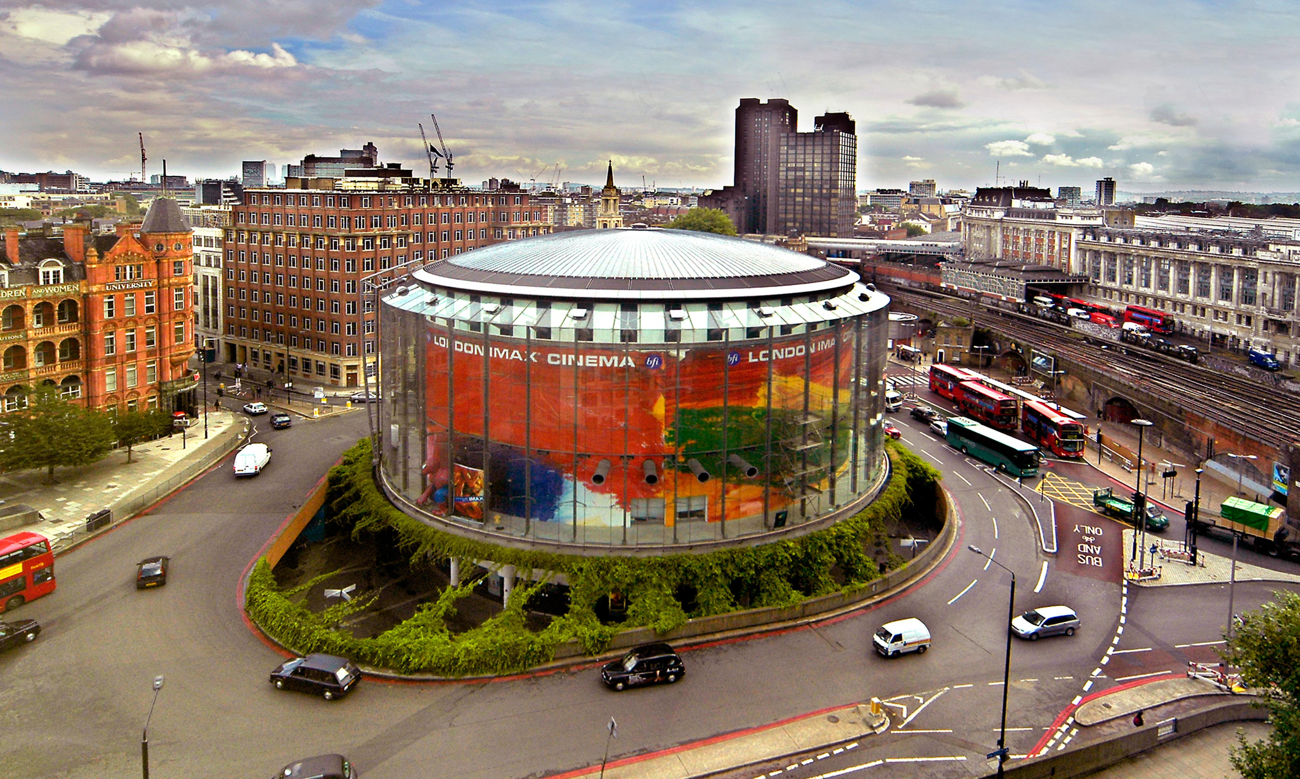 Brutalist blocks, BFI Imax and former Birds Eye HQ at risk of demolition
