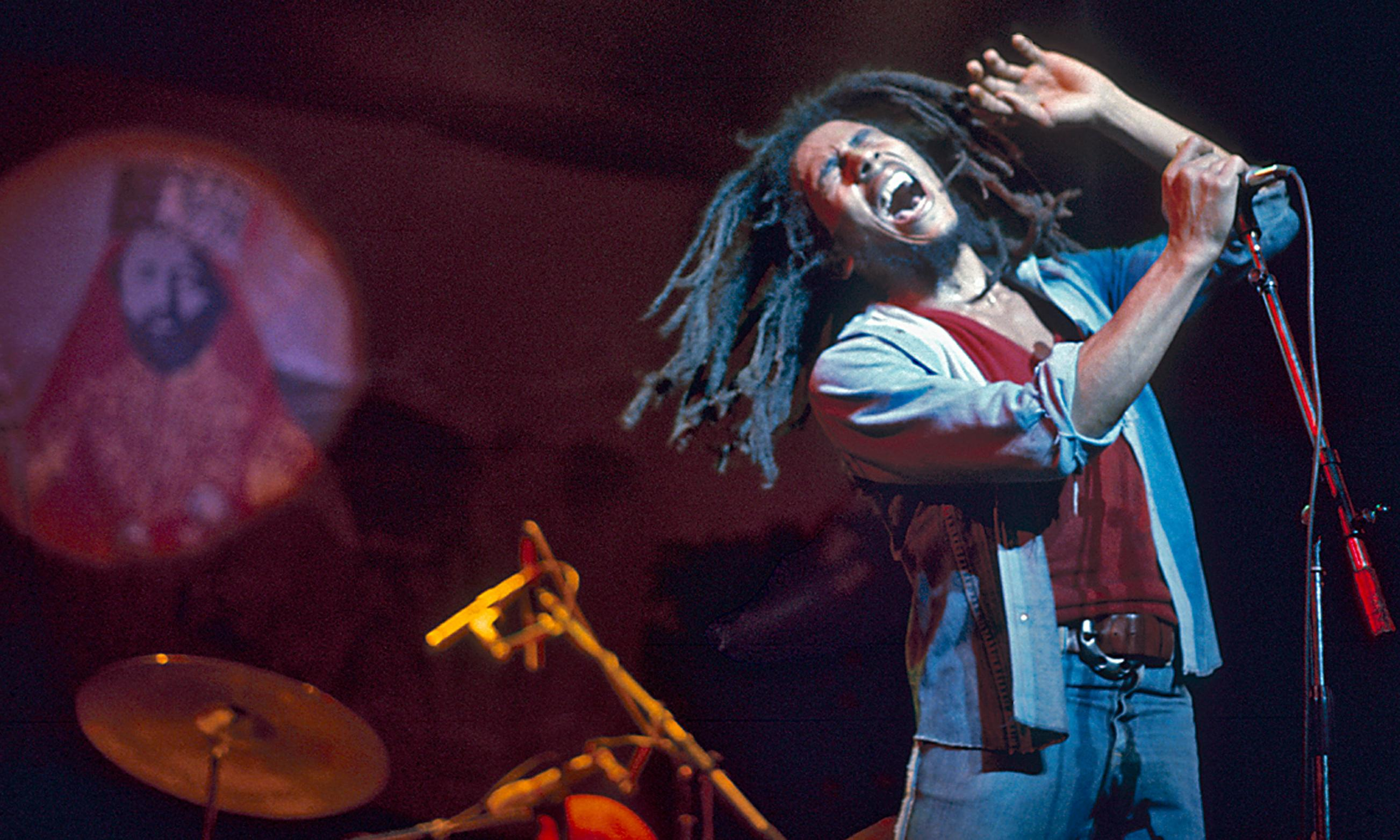Lost Bob Marley live recordings rescued from hotel basement