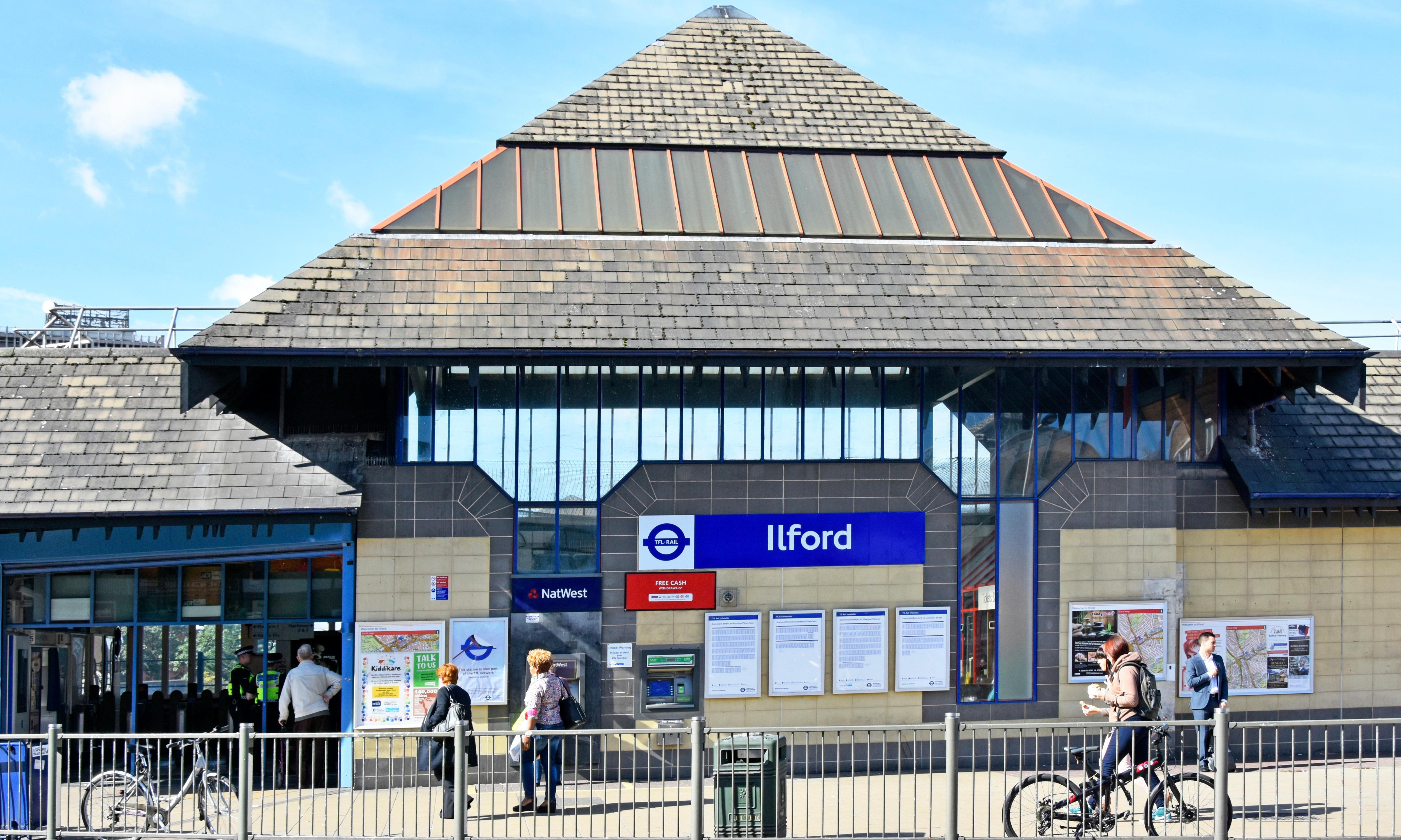 The Ilford, Essex/London conundrum