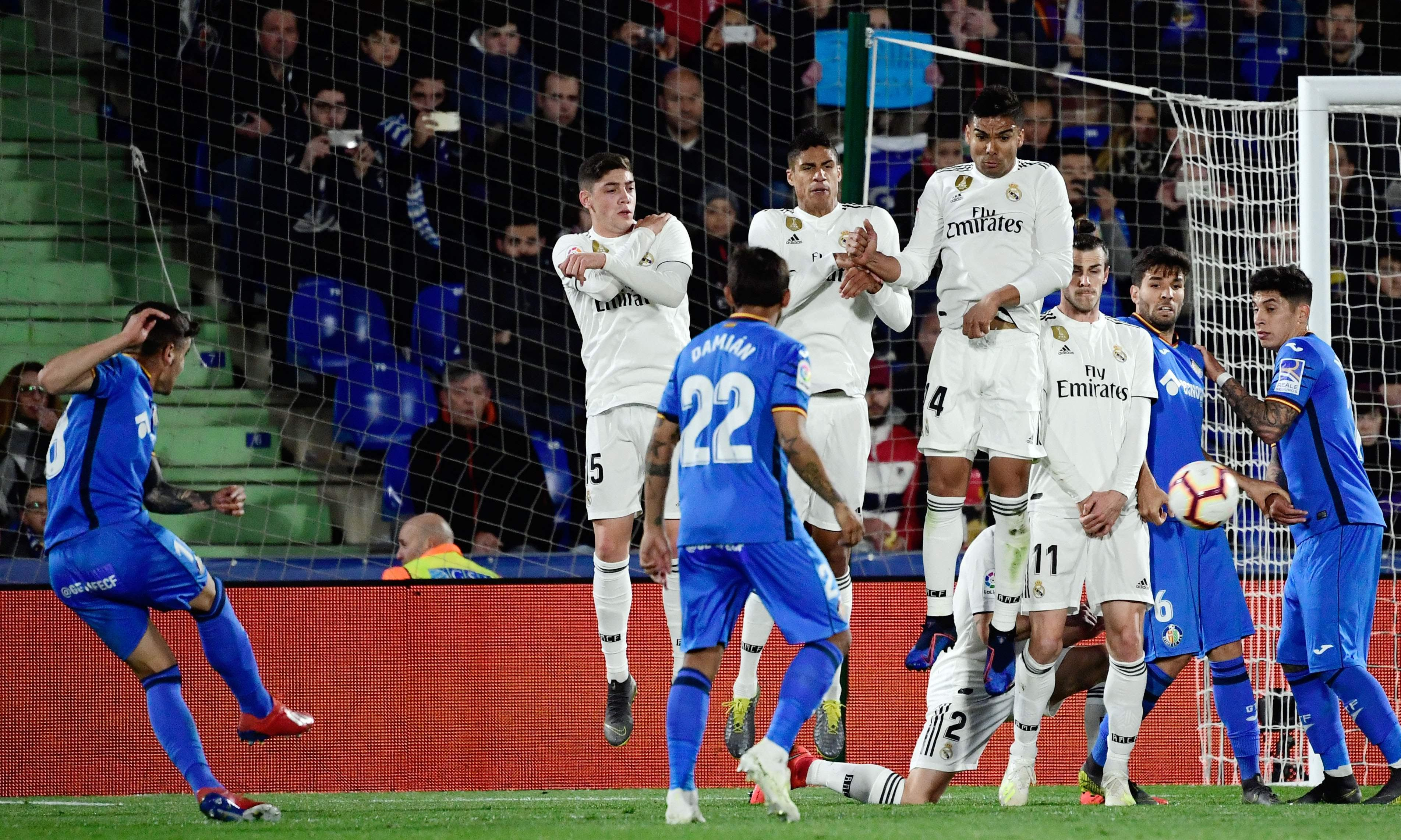 Yes, Getafe really might be on their way to the Champions League