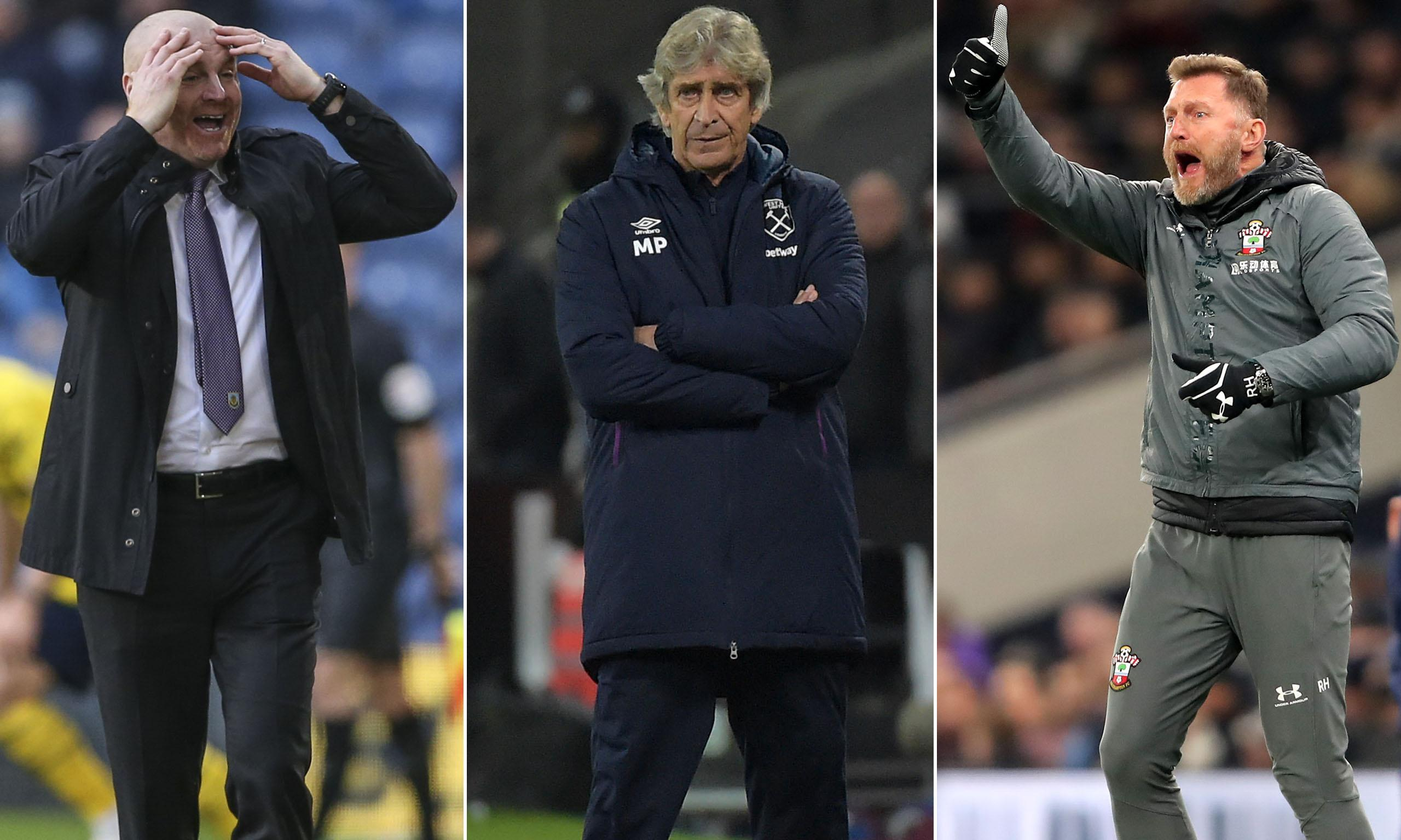 Sacking managers often doesn't work – just look at the Premier League