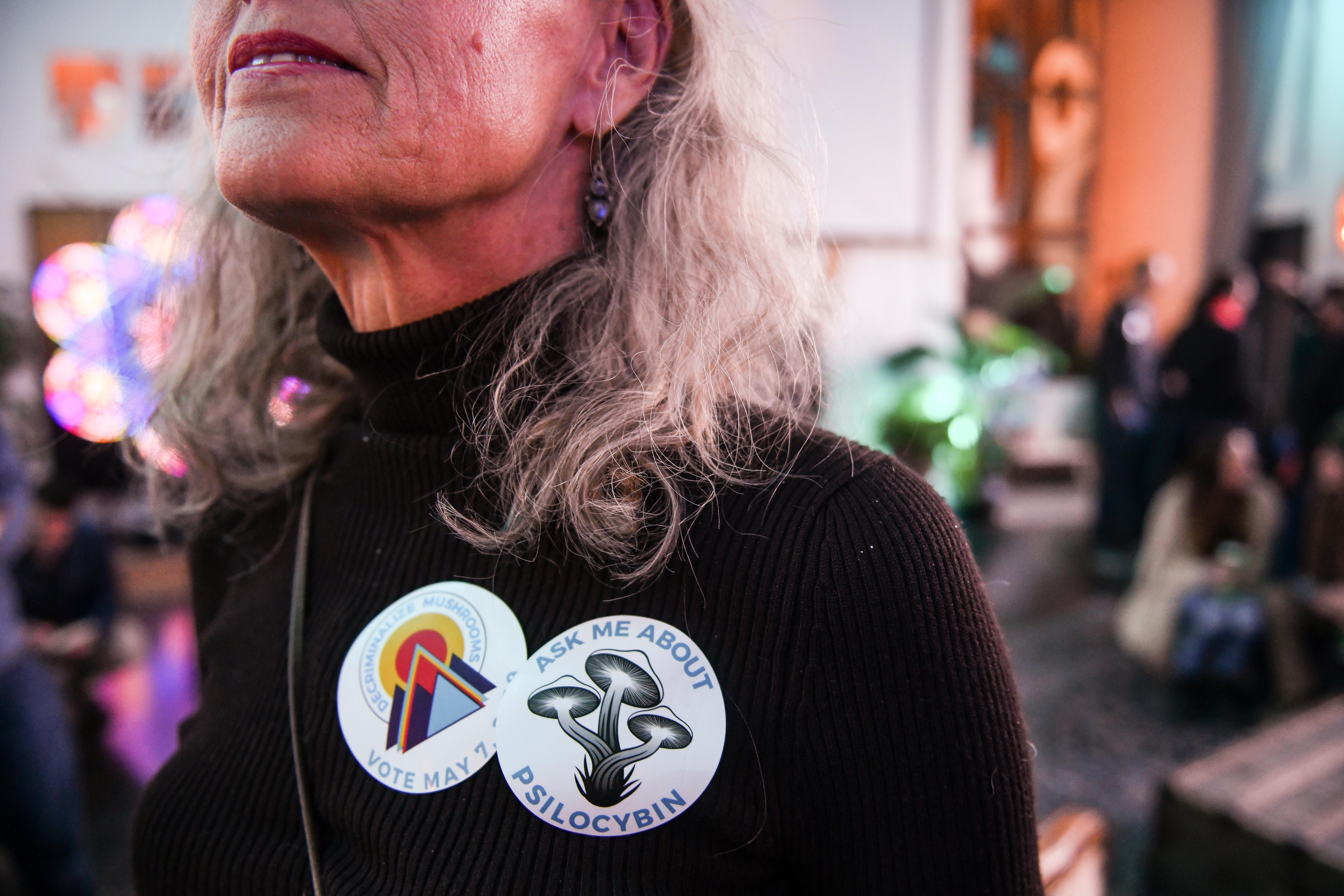 'A grand experiment': how 'shrooms made Denver America's most drug-friendly city