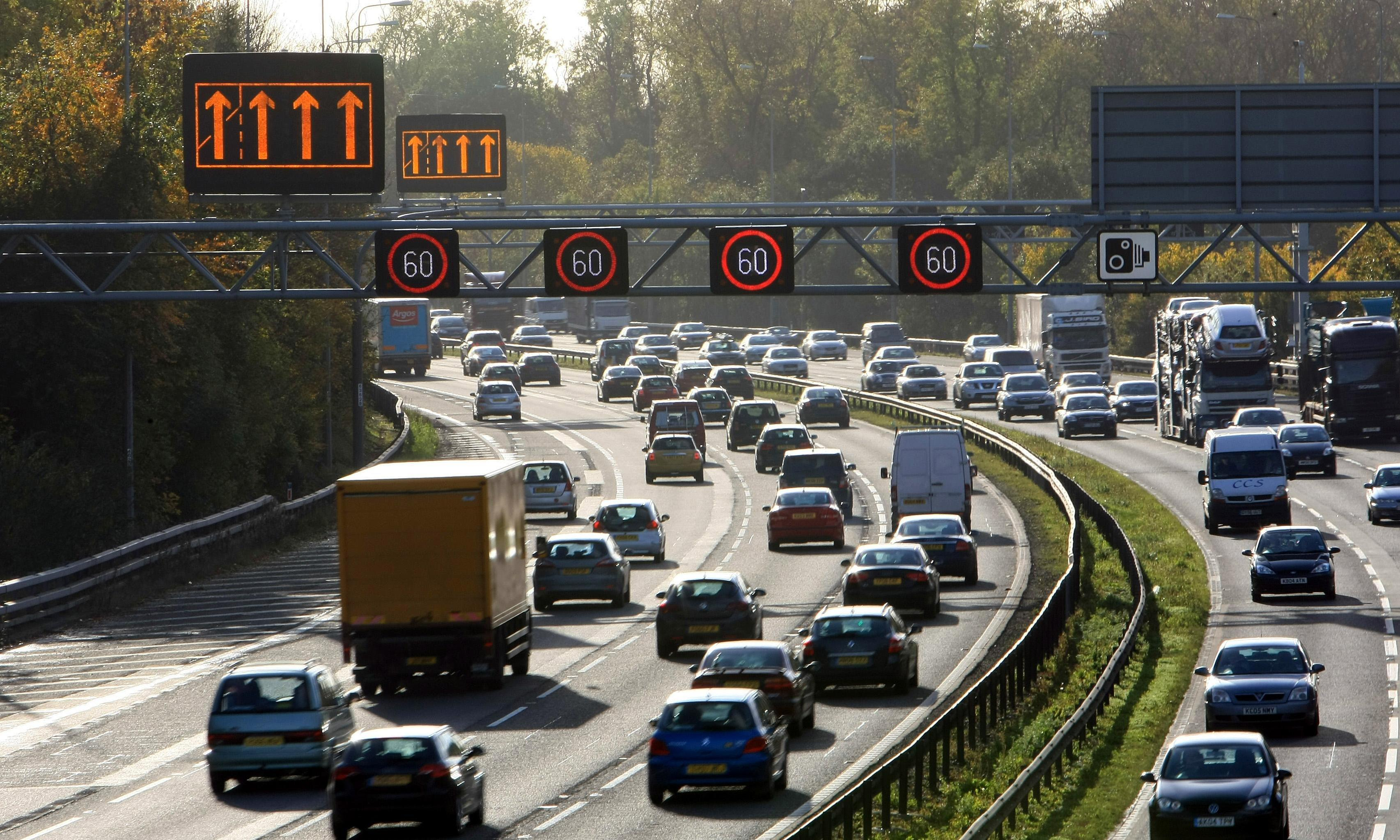 Highways England's smart motorways policy killed drivers, says ex-minister