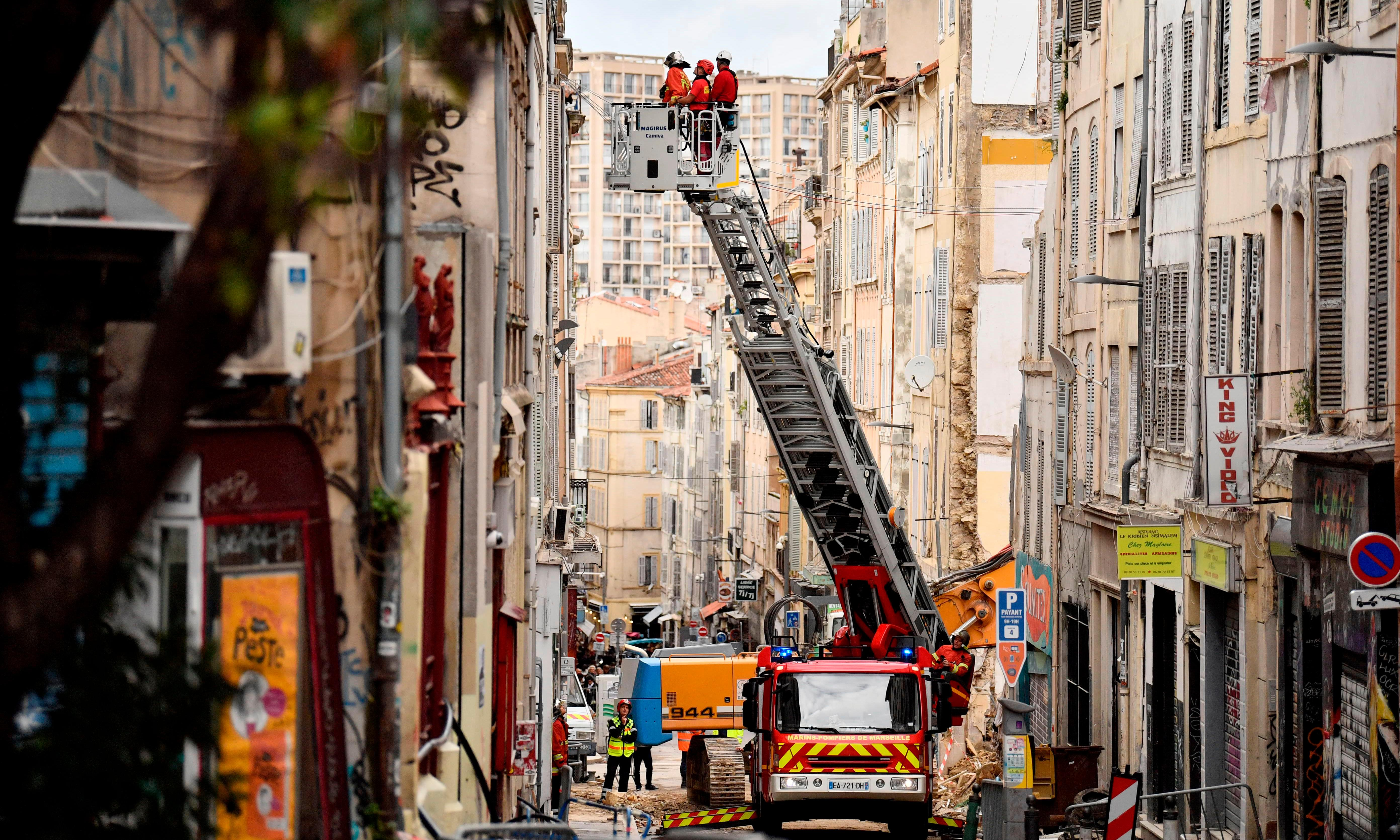 Marseille falls apart: why is France's second city crumbling?