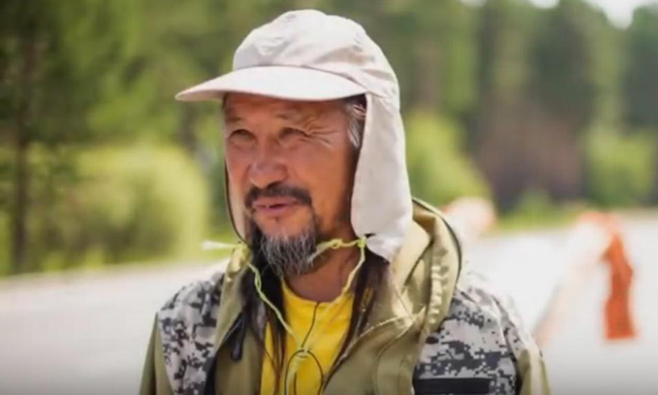 Siberian shaman arrested again on trek to 'exorcise' Putin
