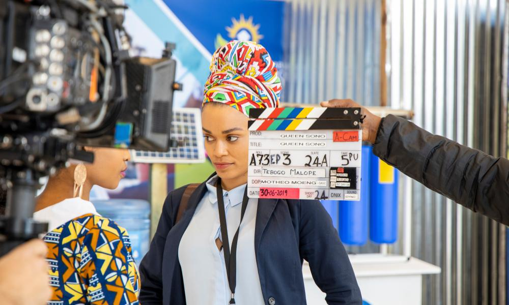 The new folklore films will sit alongside successful contemporary series such as South African crime drama Queen Sono.
