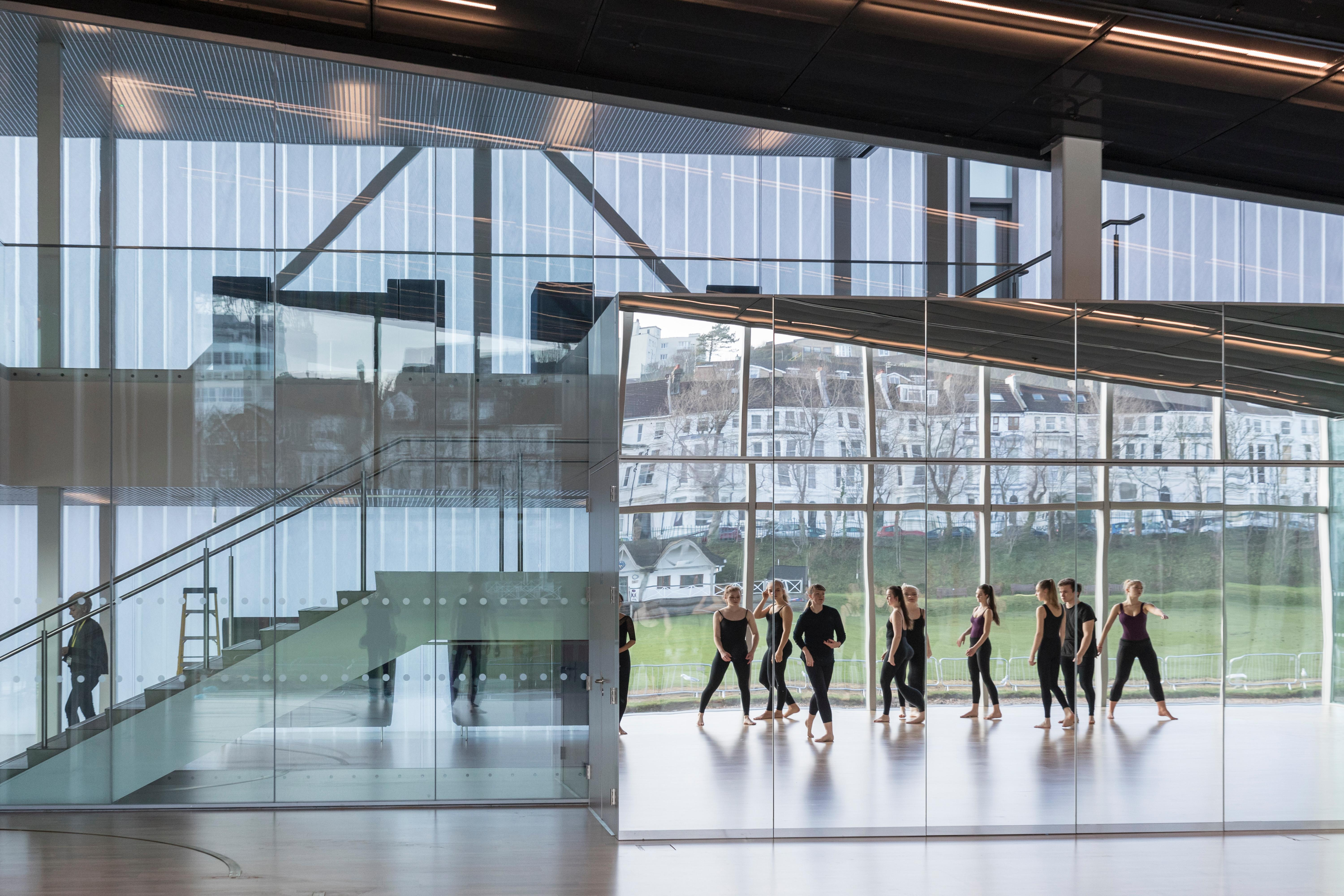 Brighton College's Sports and Science Centre review – Hogwarts meets George Lucas