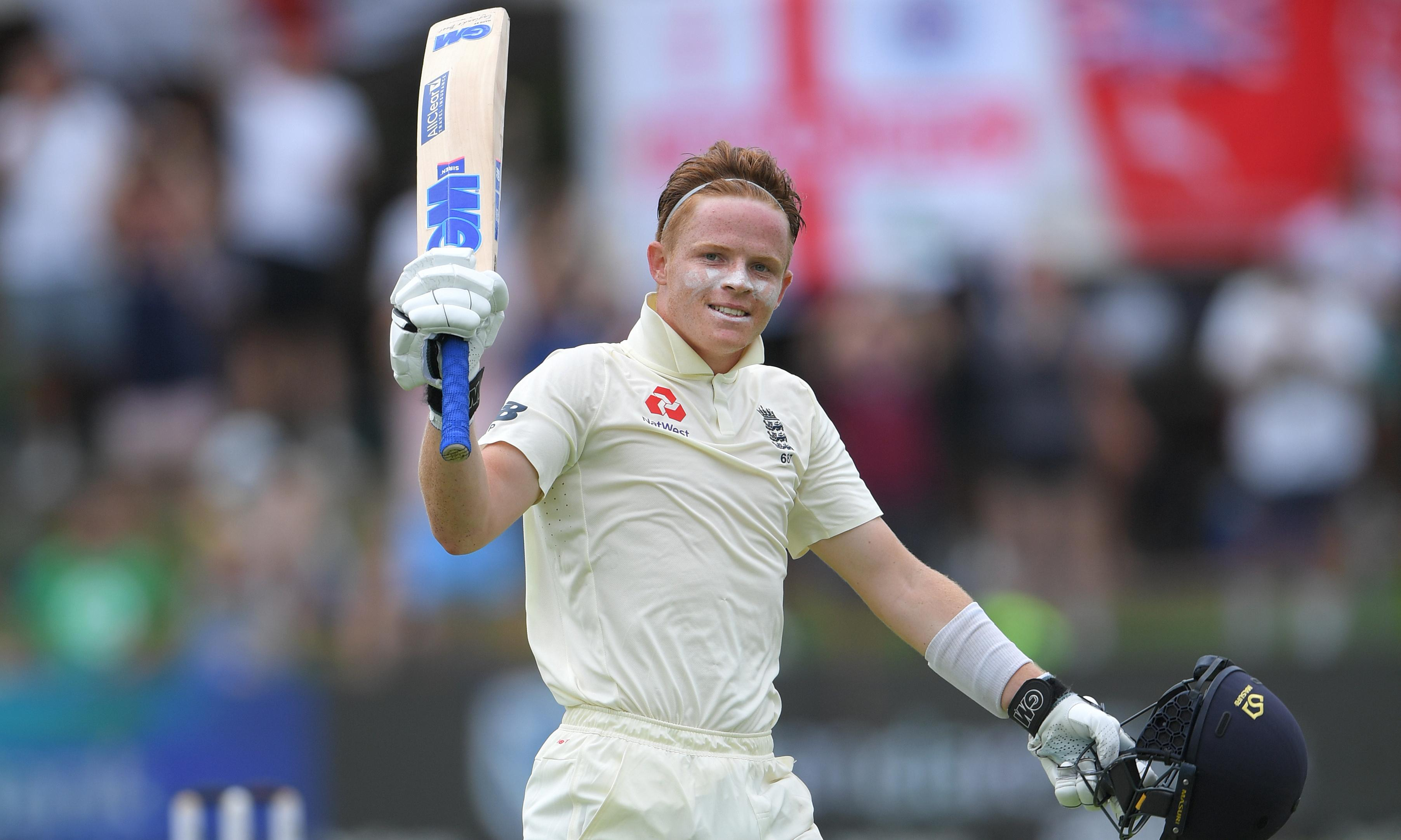 Ollie Pope hailed as 'phenomenal' by Ben Stokes after maiden Test ton