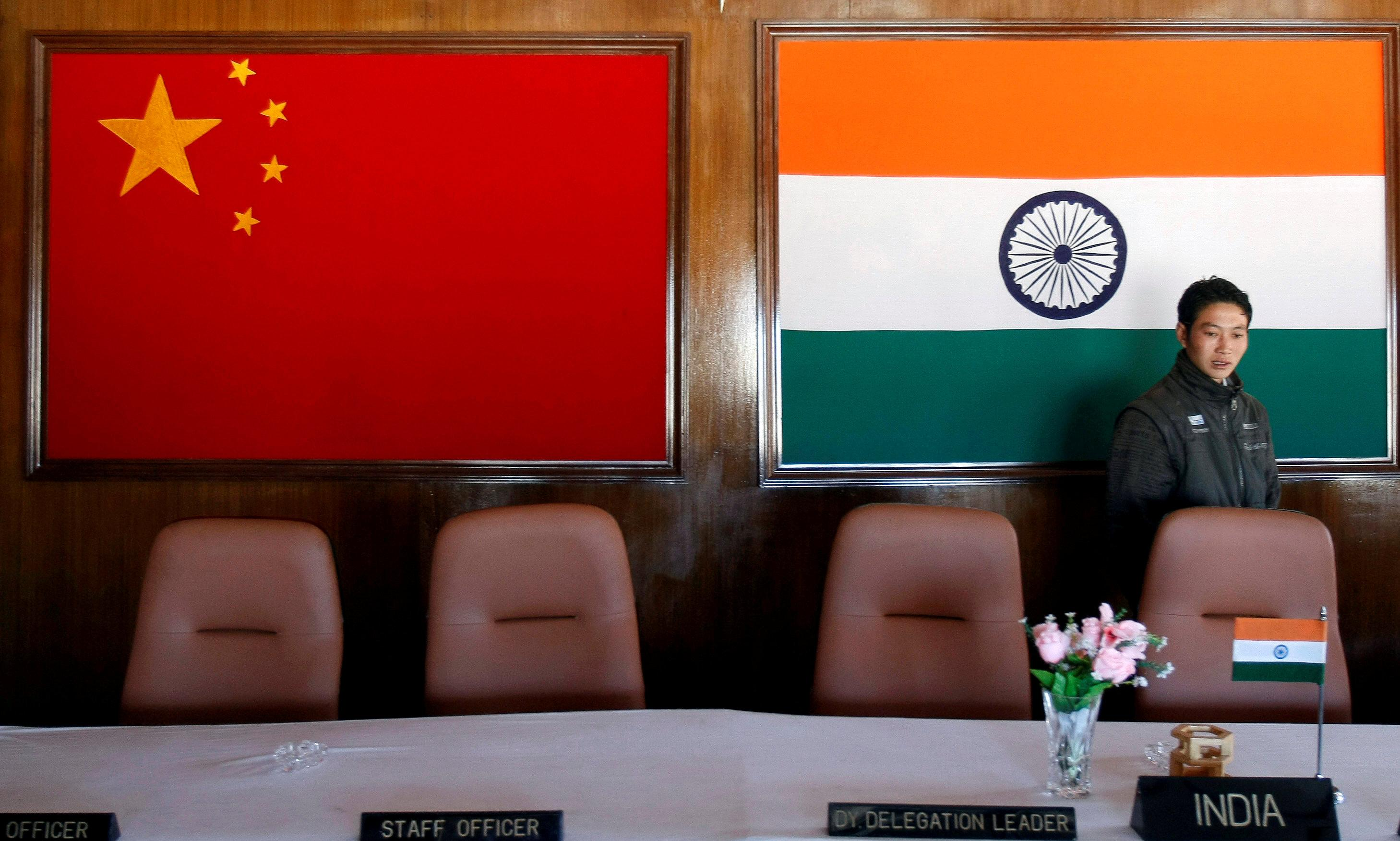 India army chief: we must prepare for simultaneous war with China and Pakistan