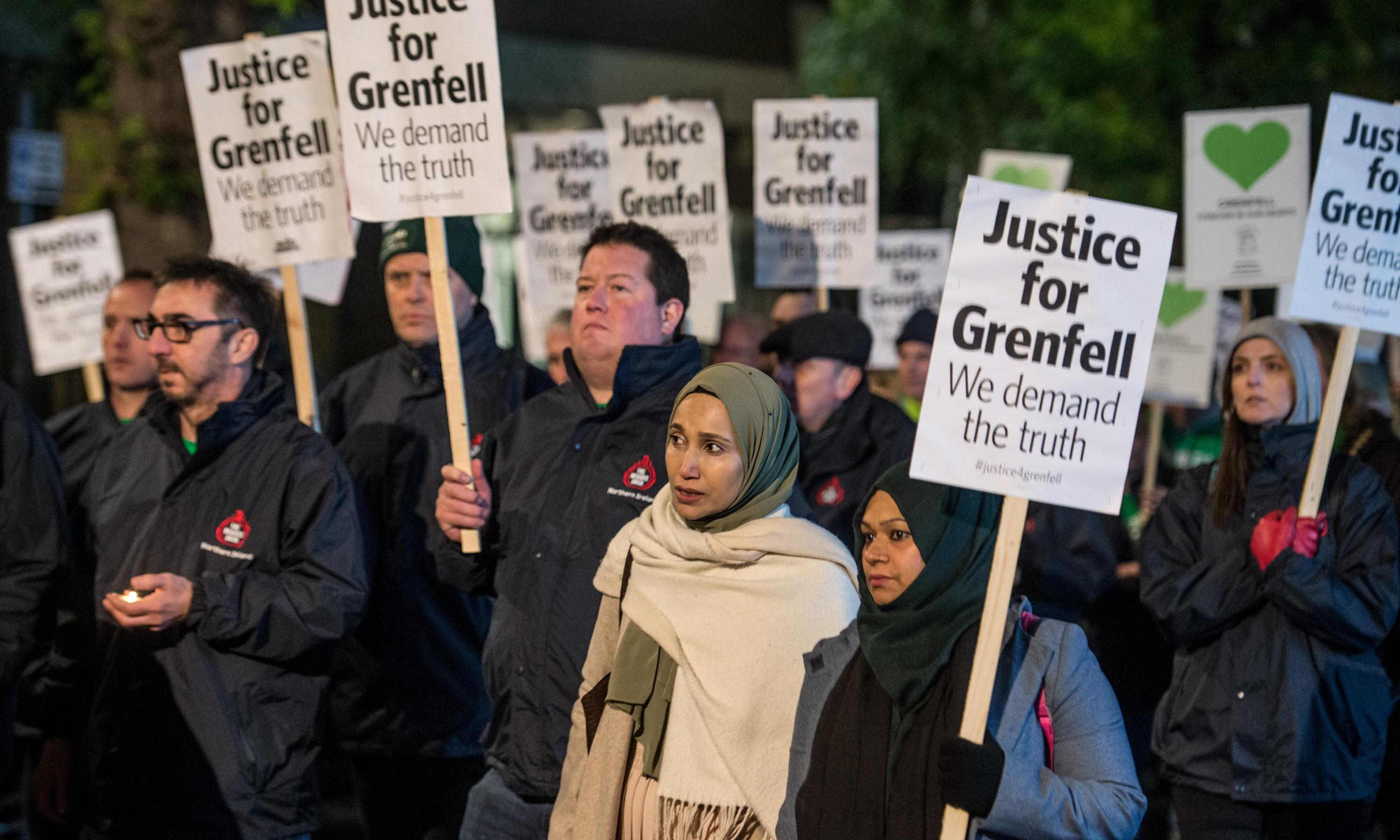 Grenfell inquiry: Hillsborough families back calls for PM to ditch panelist