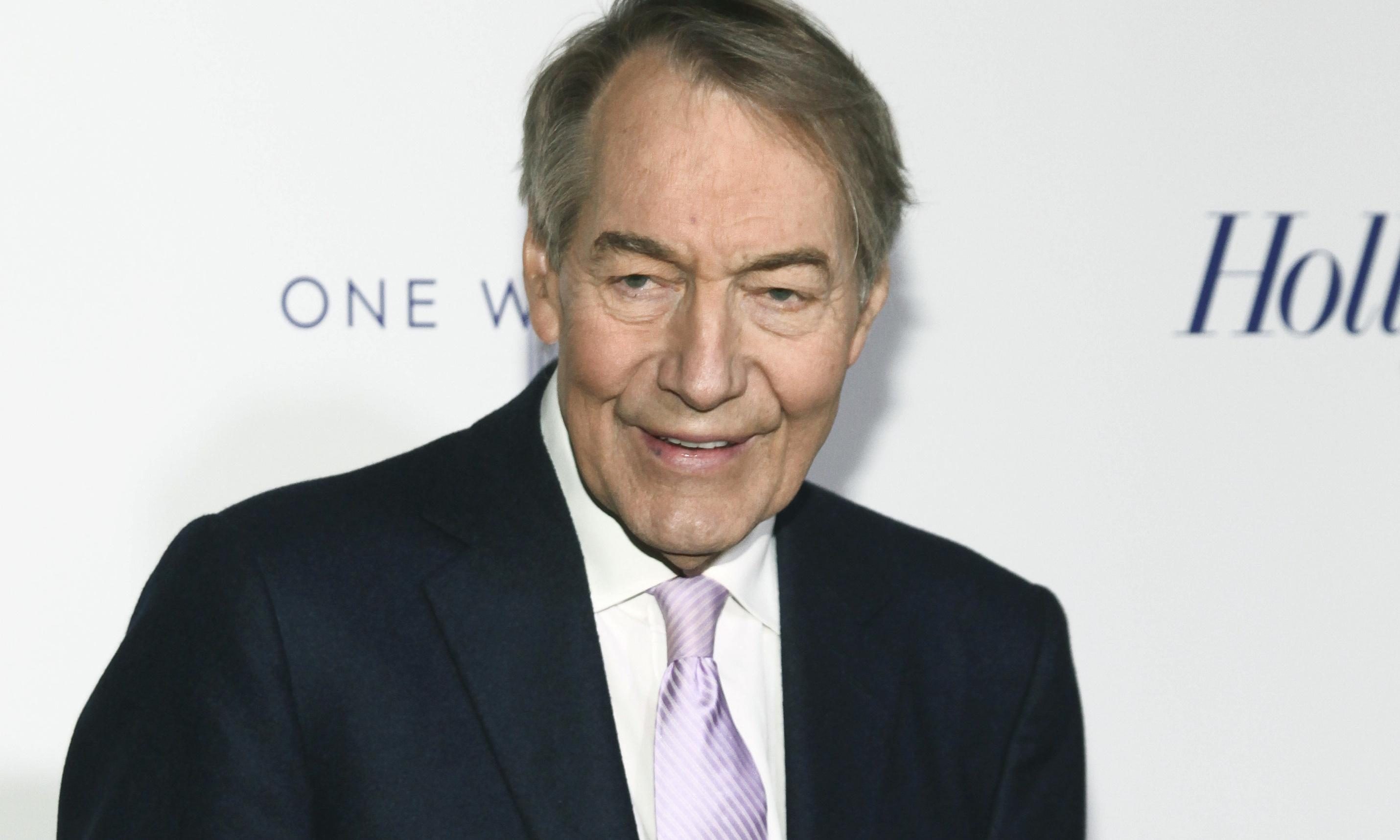 Charlie Rose turned studio into a 'sexual hunting ground', new lawsuit alleges