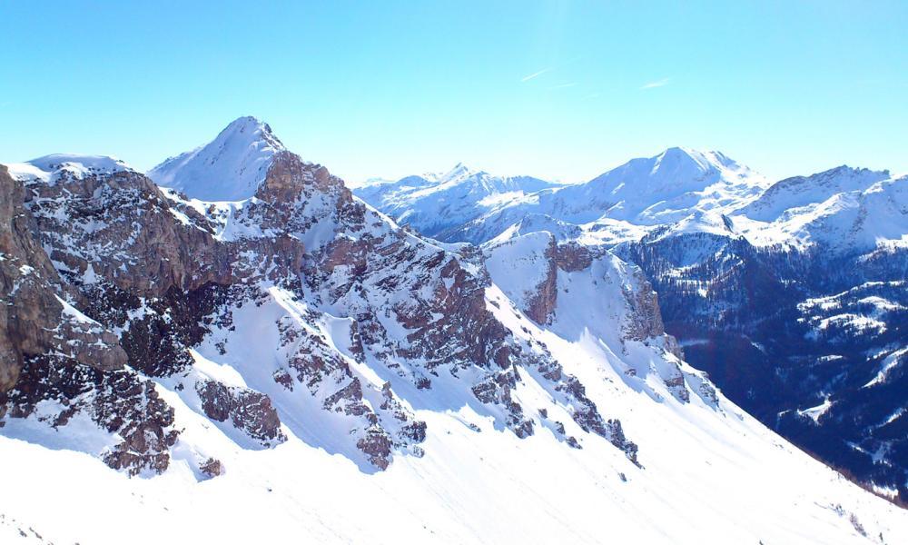 The slopes above Mauterndorf.