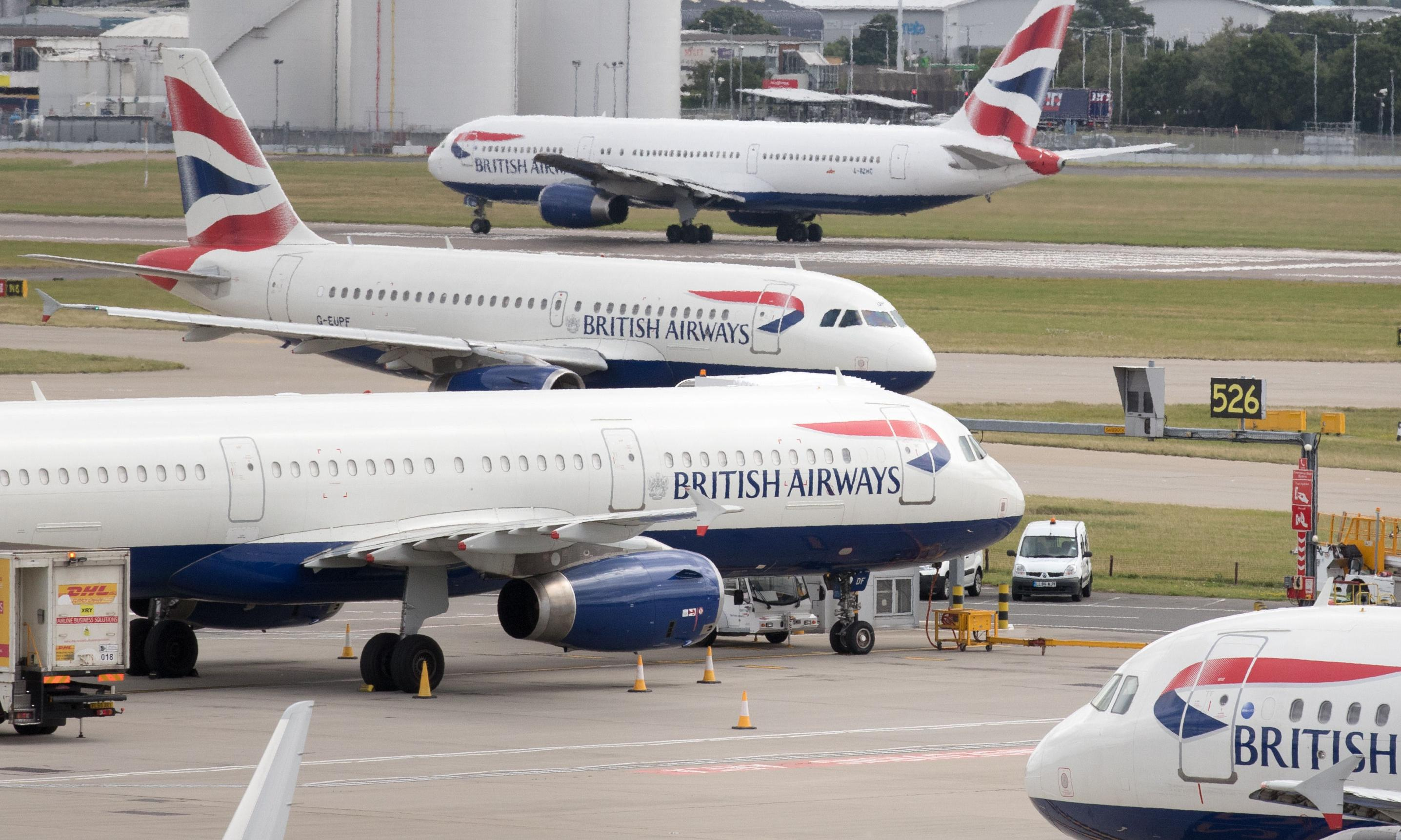 Holidaymakers face chaos after BA pilots confirm September strikes