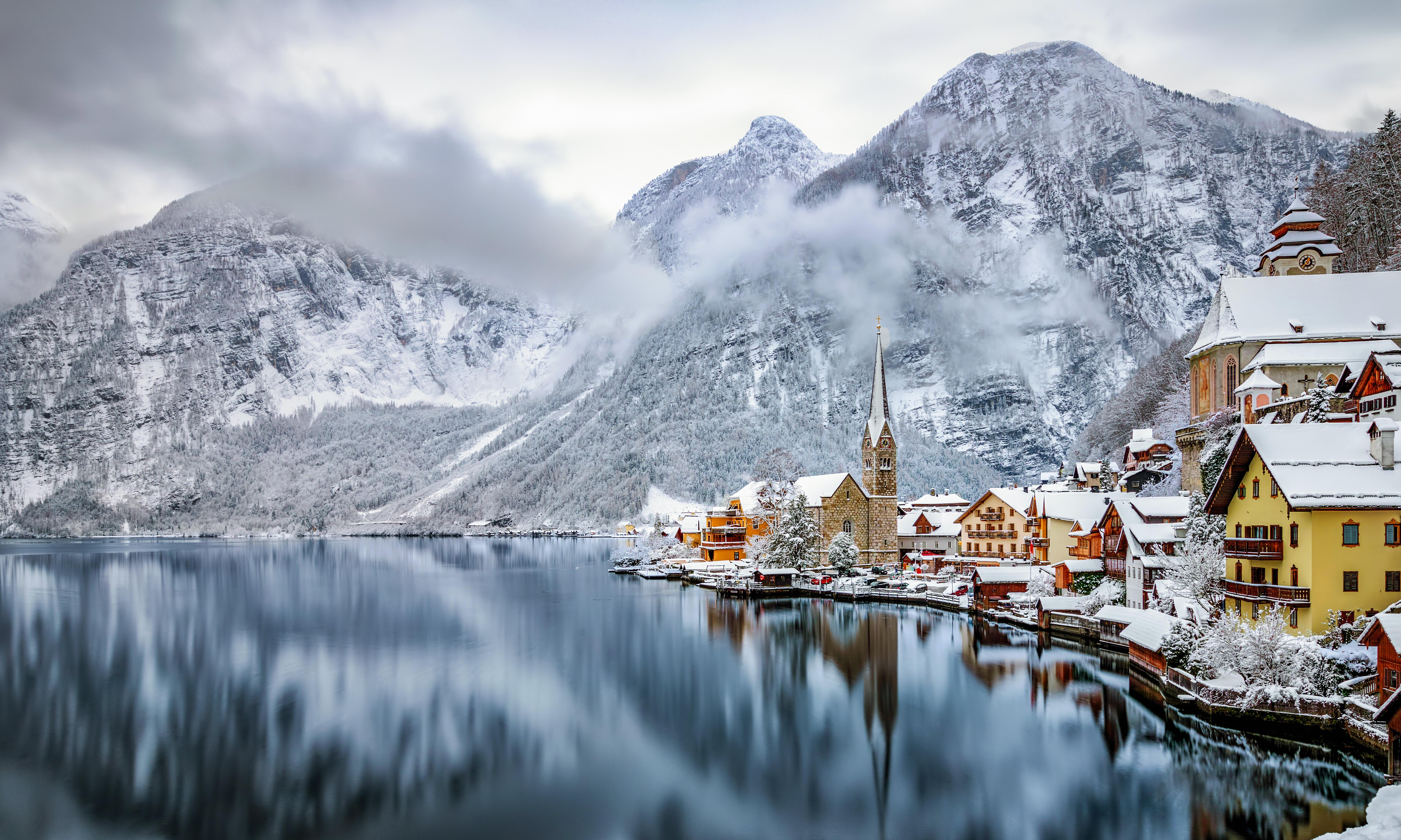 10 great winter holidays in Europe for non-skiers