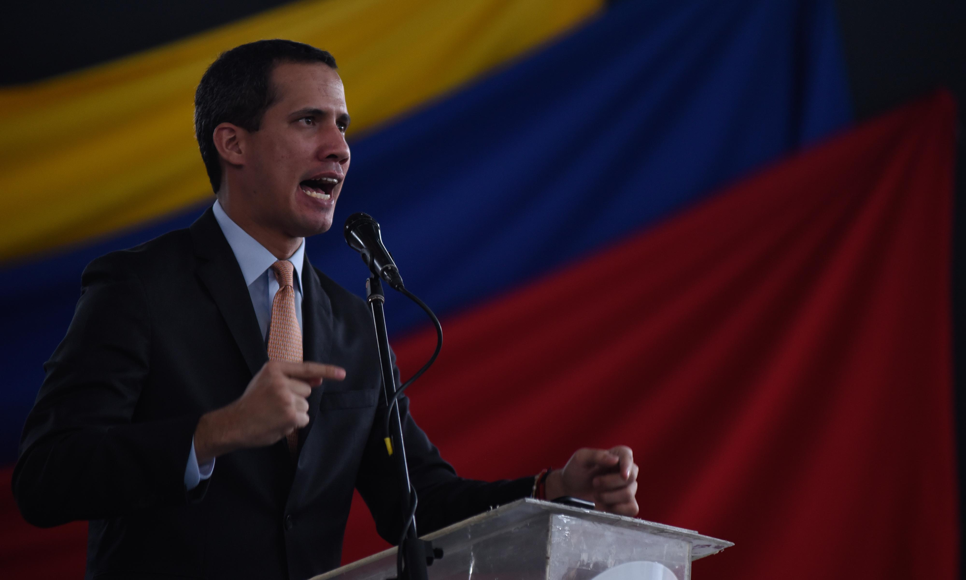 A year on, Juan Guaidó's attempt at regime change in Venezuela has stalled