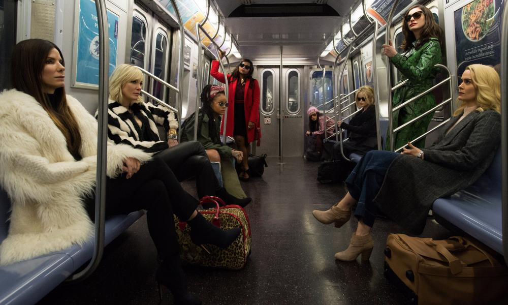 Ticket to ride: Oceans 8.