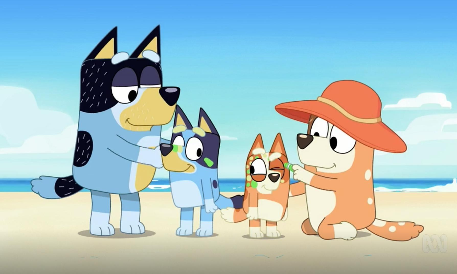 Australia's Bluey goes global after fetching deal with Disney