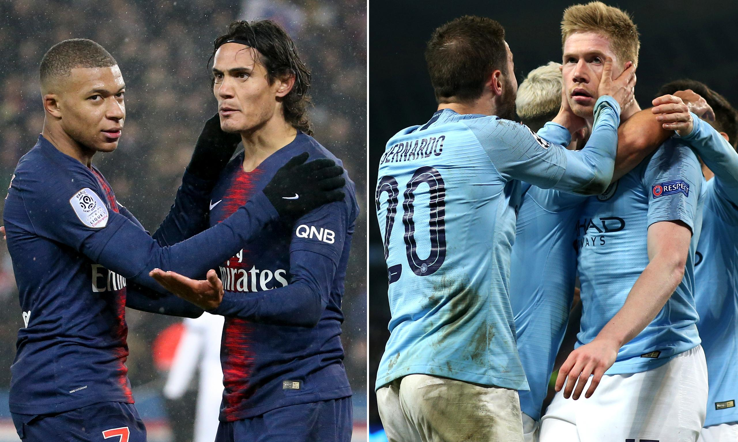 Manchester City and PSG should be thrown out of Europe, says La Liga president