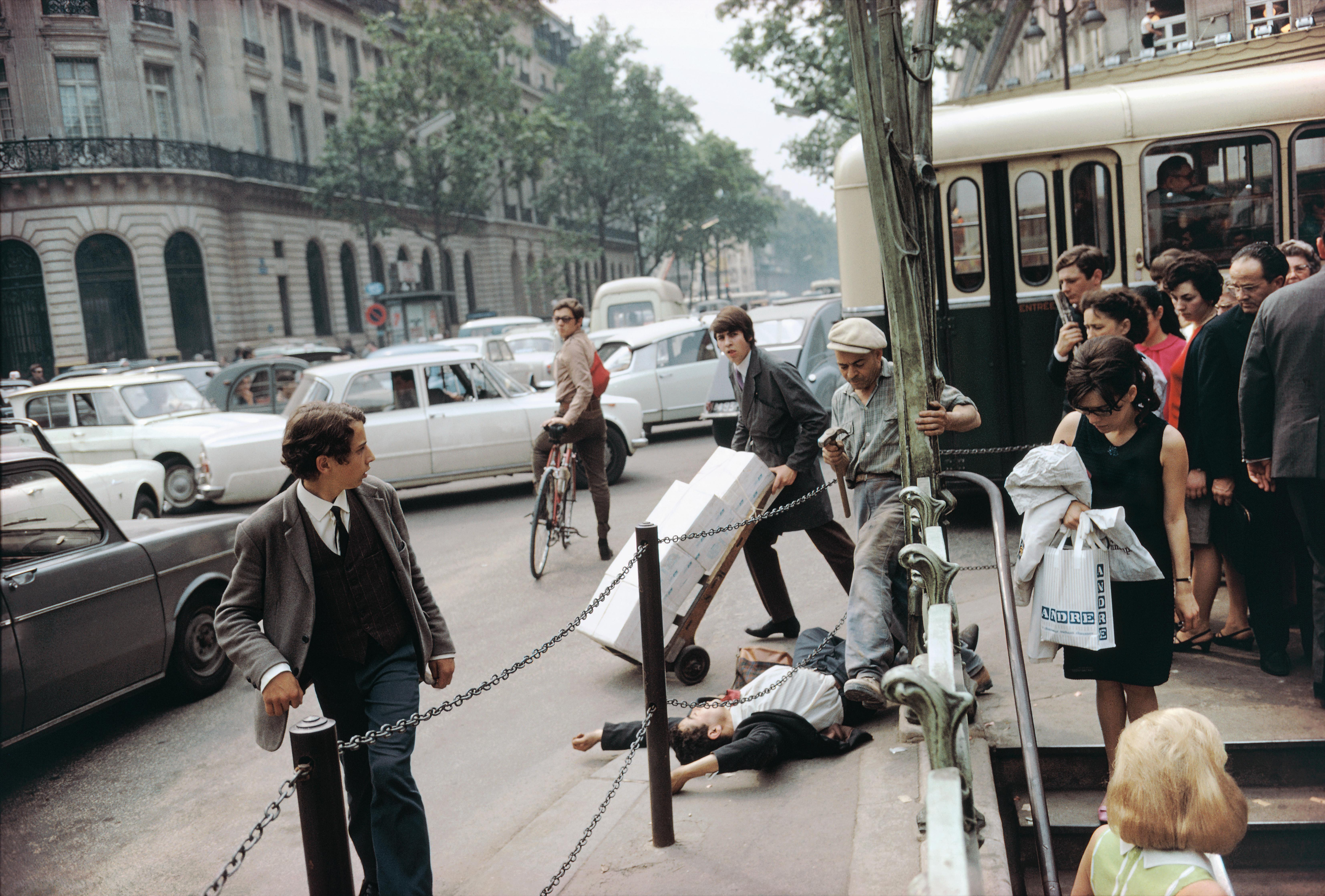 Photography legend Joel Meyerowitz: phones killed the sexiness of the street
