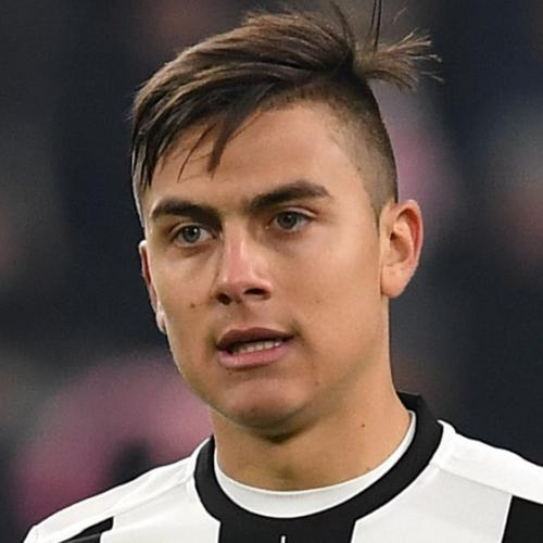 The Best Footballers In The World Interactive - Dybala hairstyle 2016
