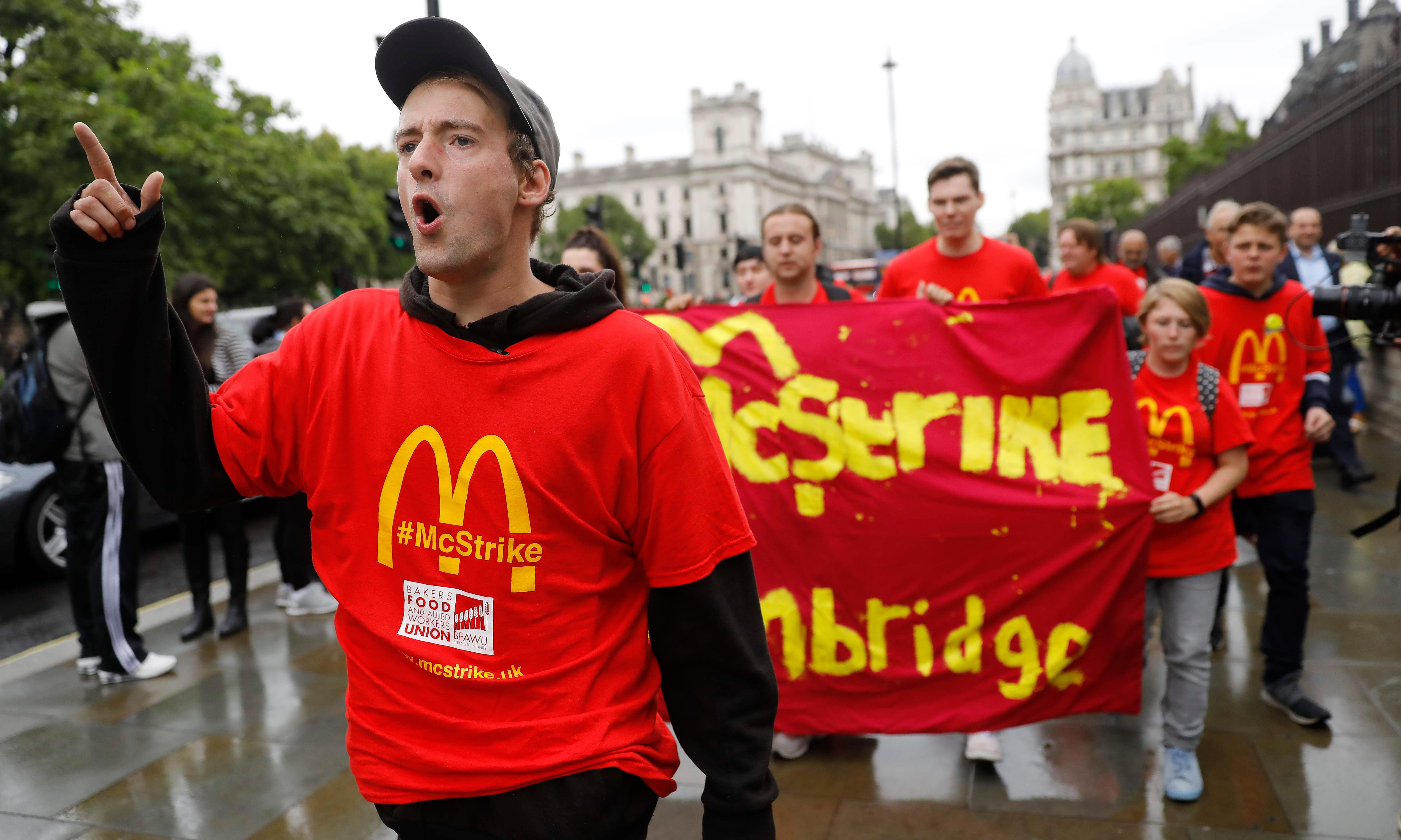 Young people are rewiring capitalism with their McStrike