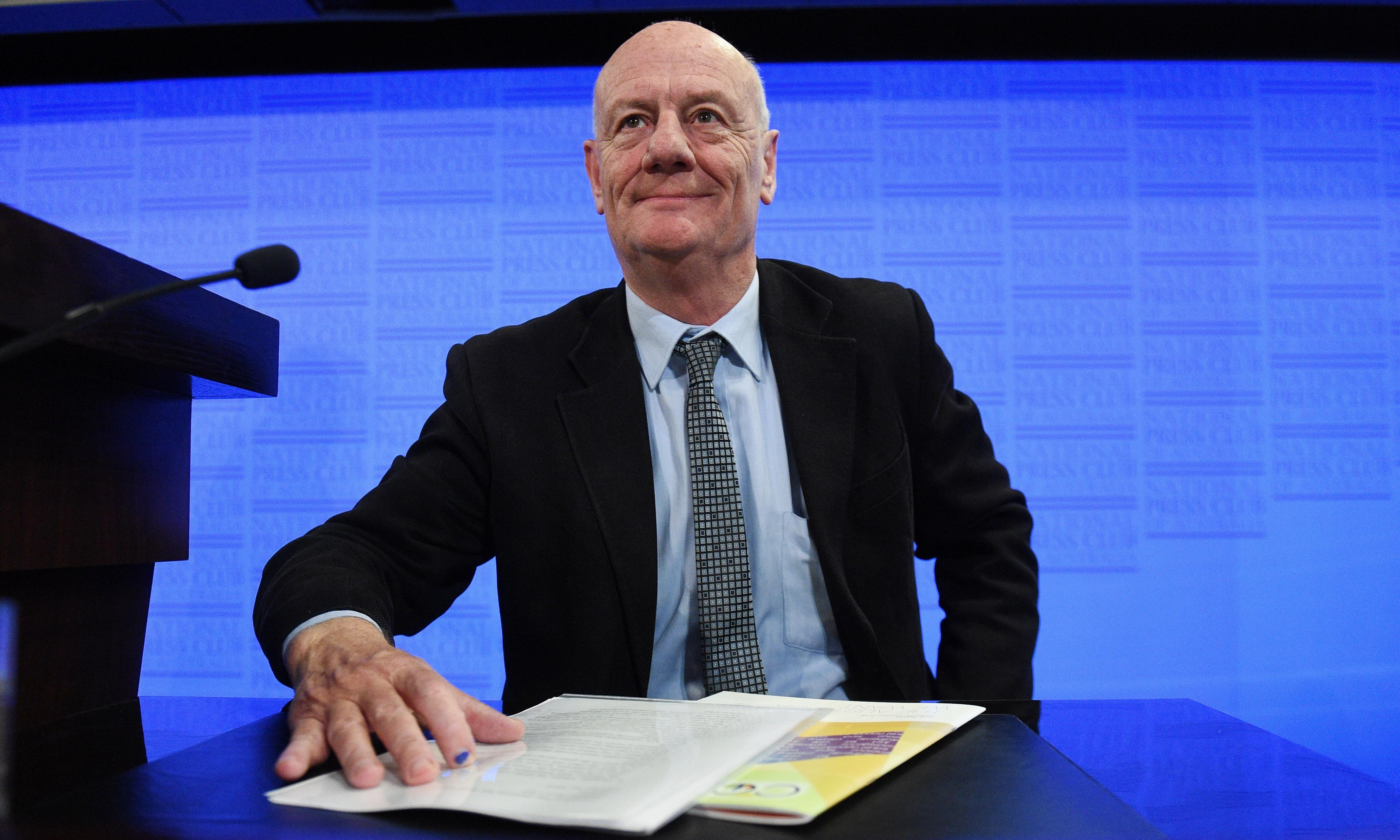 Tim Costello: 'Christians need to calm down' and 'suck it up' over alleged persecution