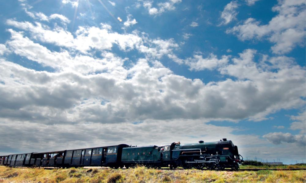 The Romney, Hythe and Dymchurch Light railway