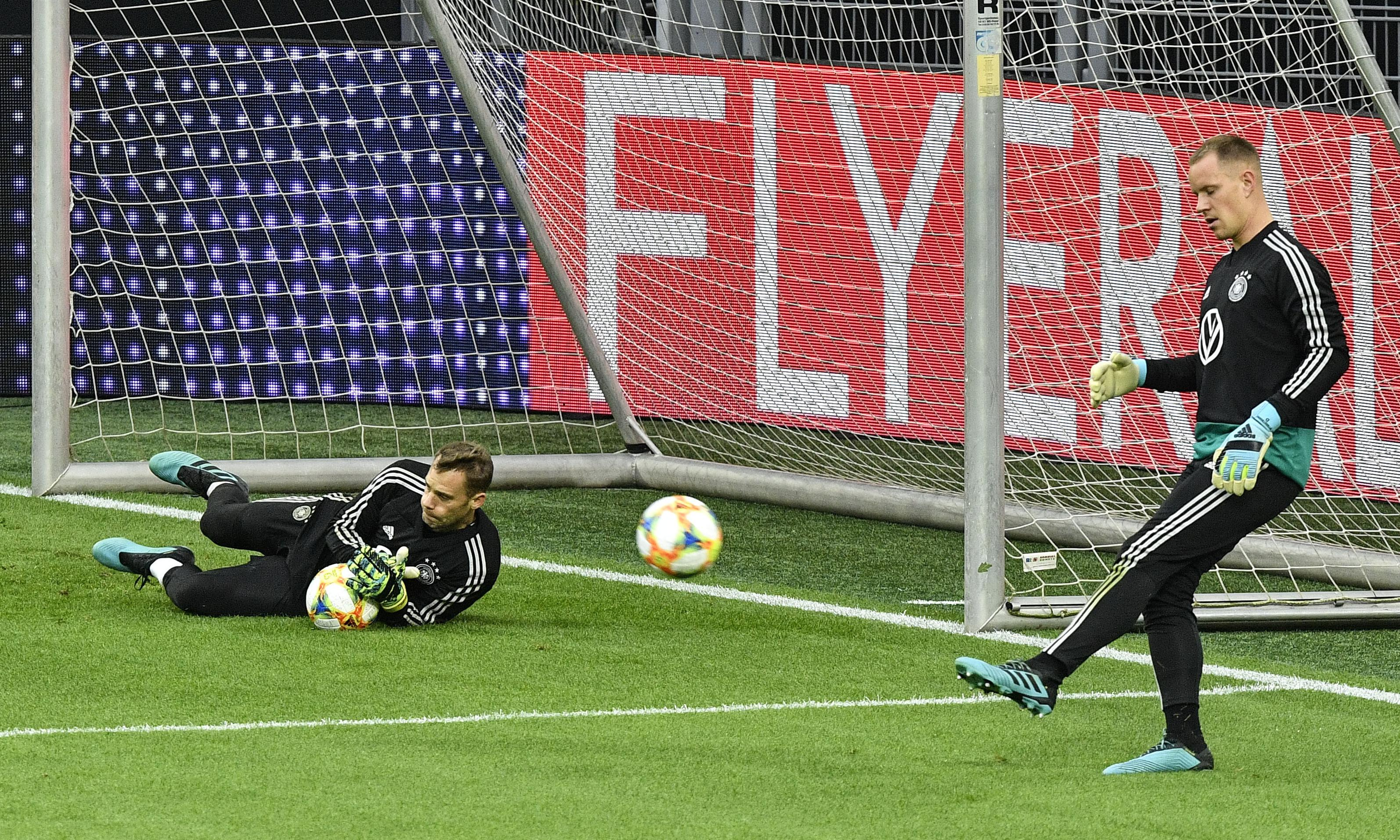 Feuding goalkeepers hint at a deeper malaise in Germany's squad