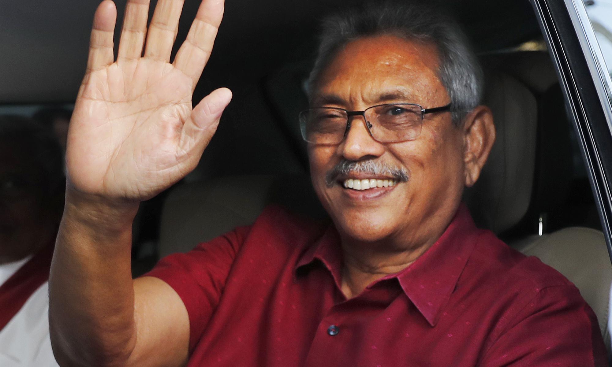 'The Terminator': how Gotabaya Rajapaksa's ruthless streak led him to power