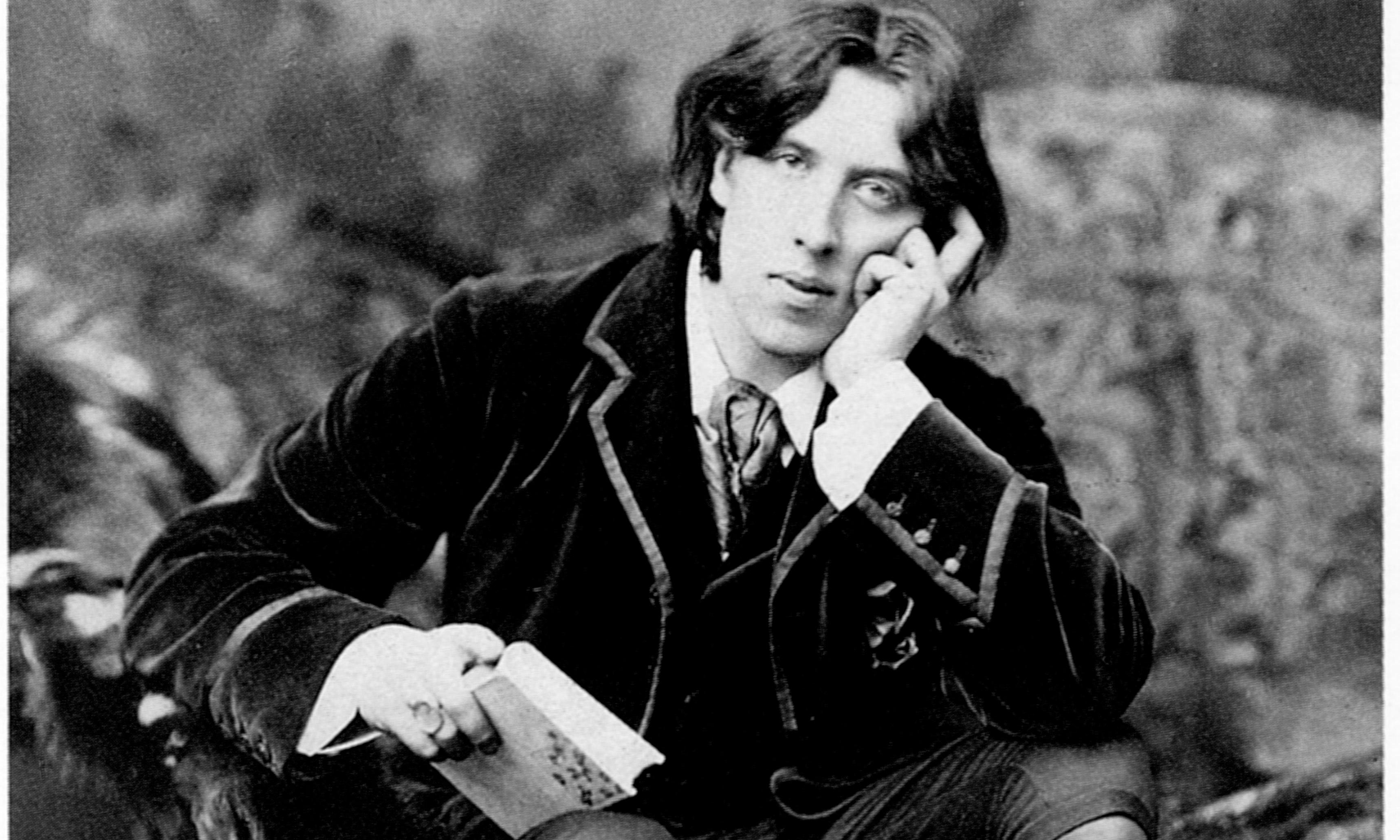 Forbidden love: the original Dorian Gray revealed, direct from Oscar Wilde's pen