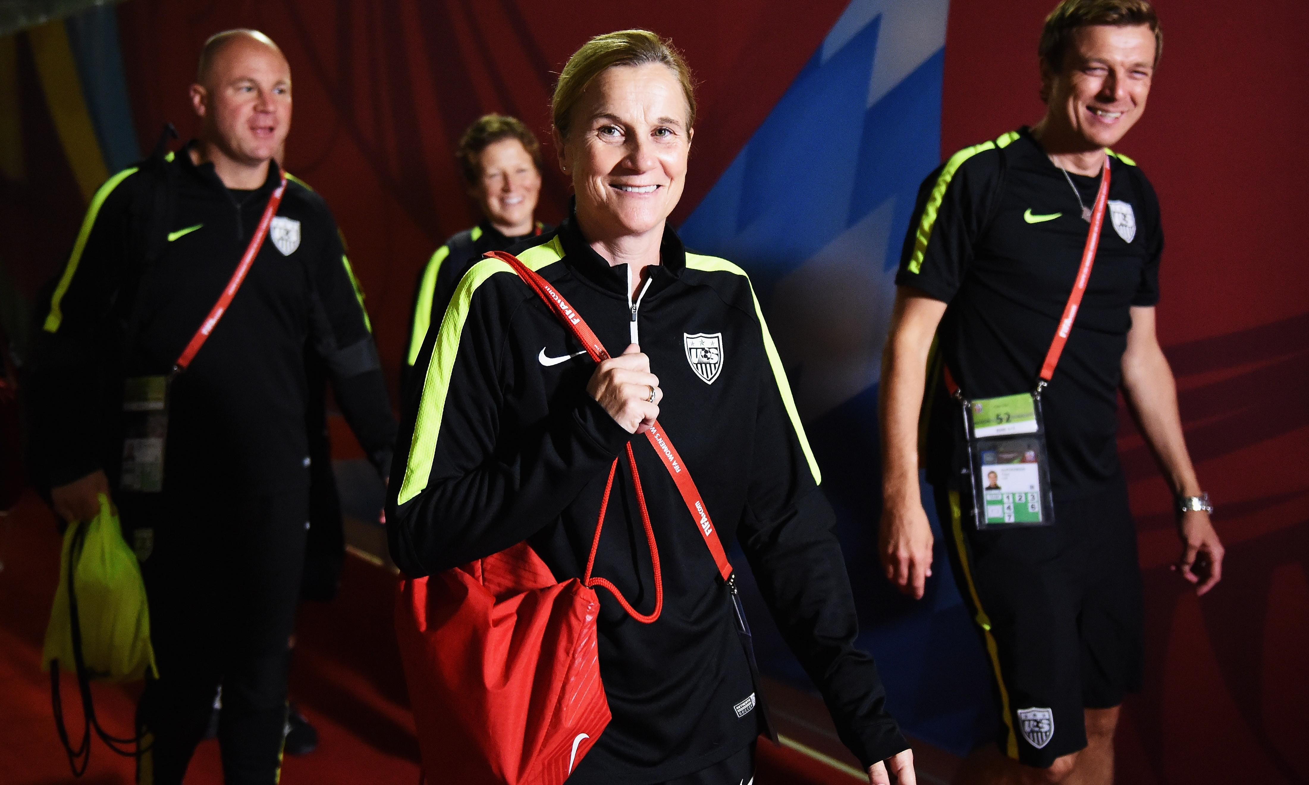 US World Cup winning coach Ellis was paid less than the men's U-20 coach. Why?
