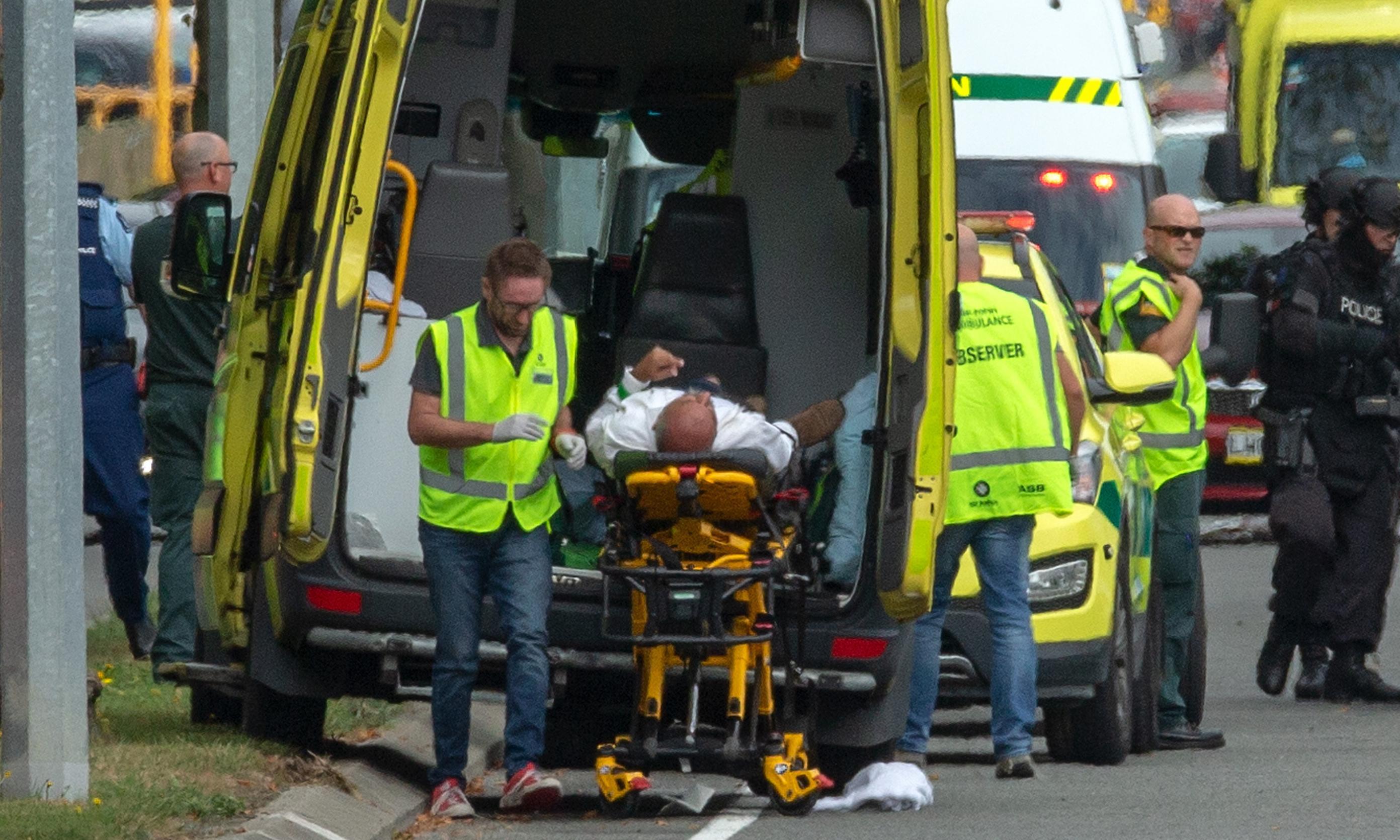 Friday briefing: 'One of New Zealand's darkest days'