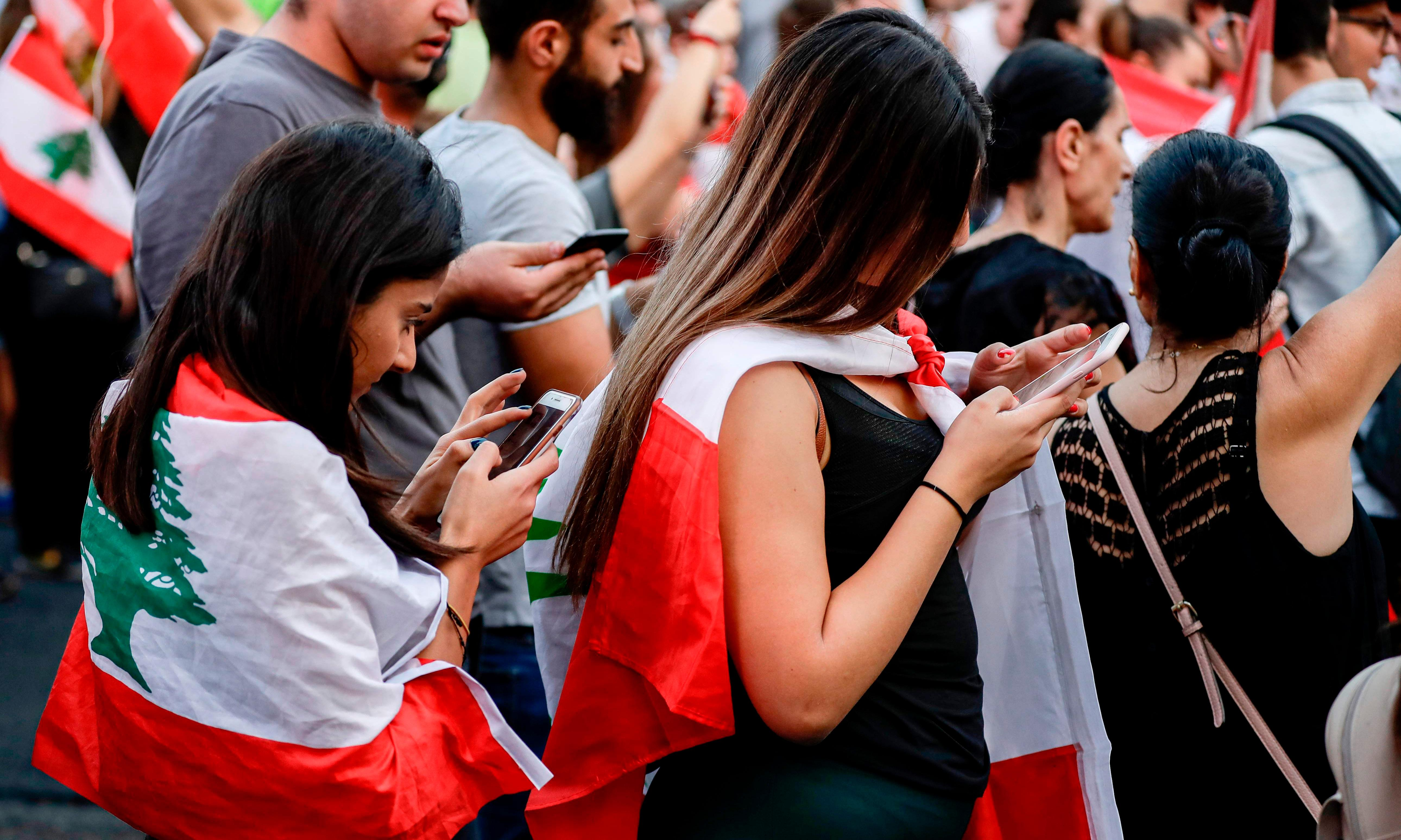 #Disinformation: the online threat to protest in the Middle East