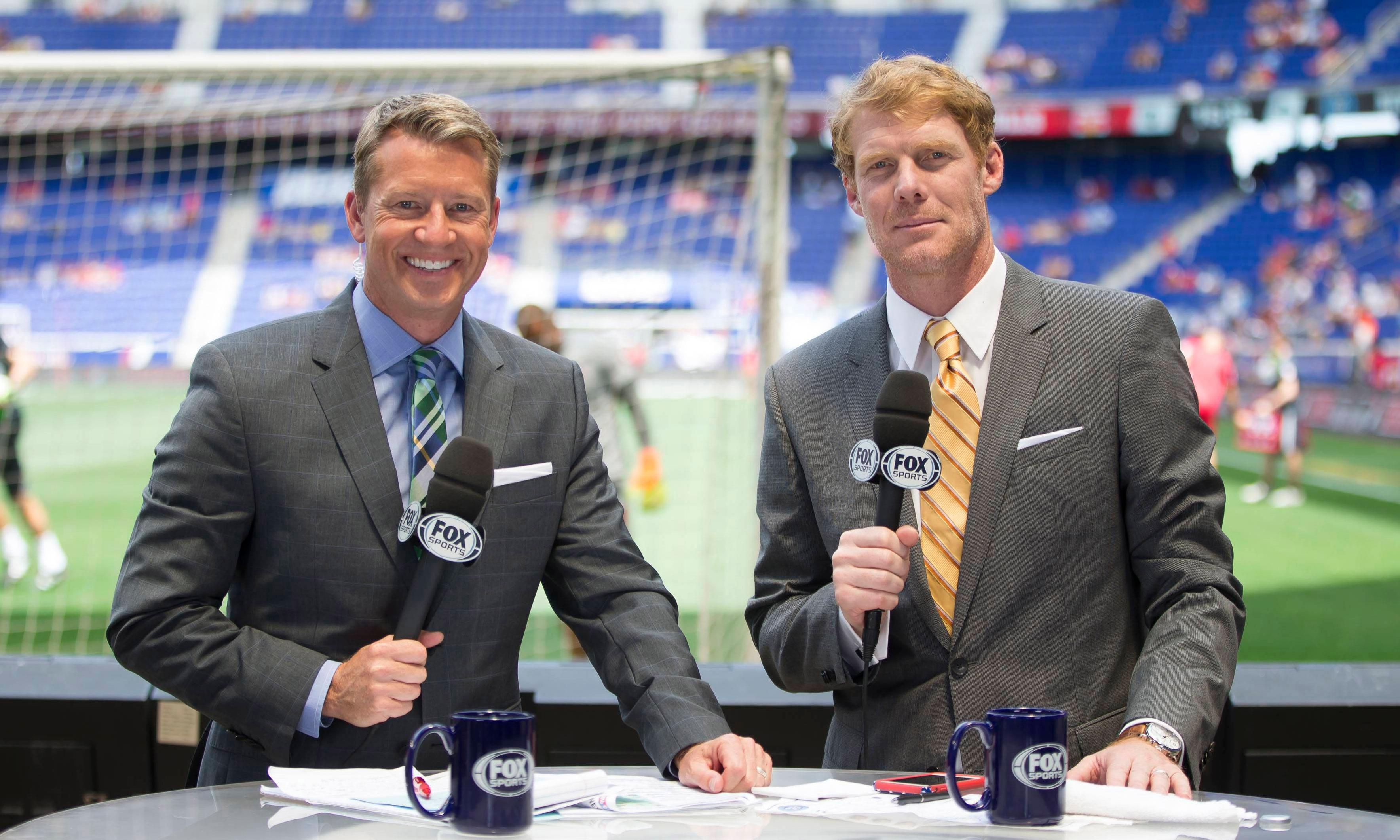 The Stone-Lalas dumbumvirate sums up Fox's botched World Cup coverage