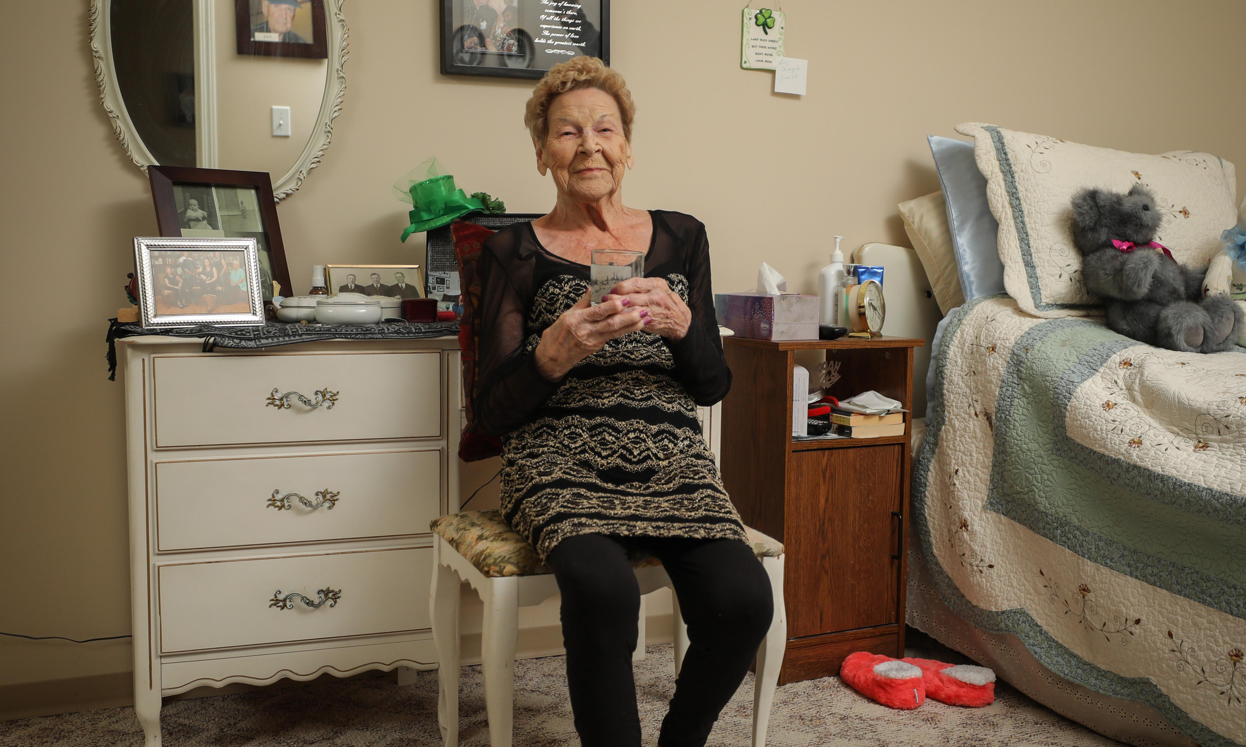 Experience: I am a great-great-great-grandmother