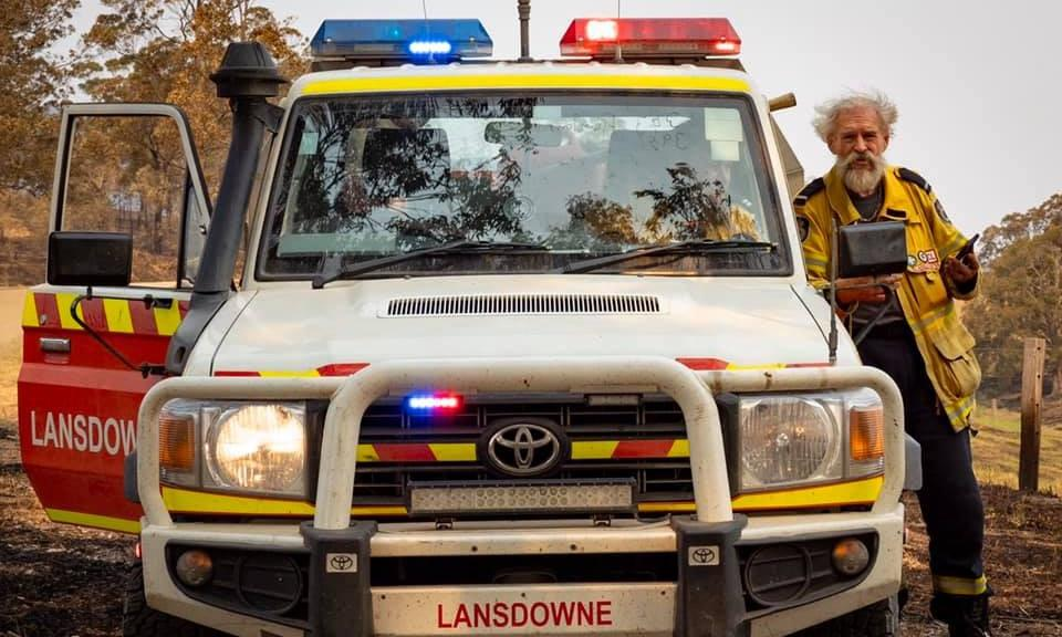 Bushfires: 'Shattered' volunteer firefighters tested to their limits