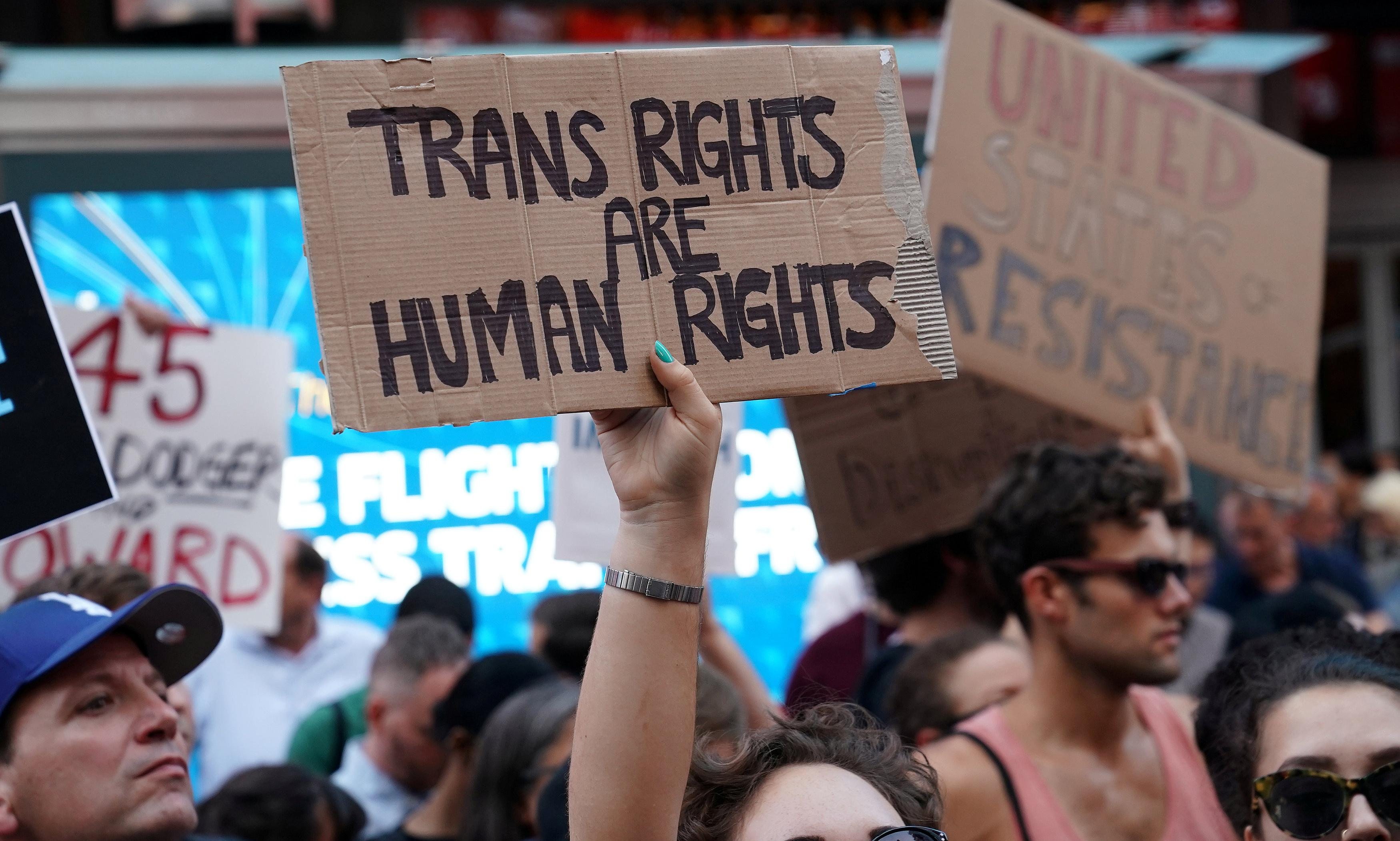 Authoritarians like Trump target trans people for a reason