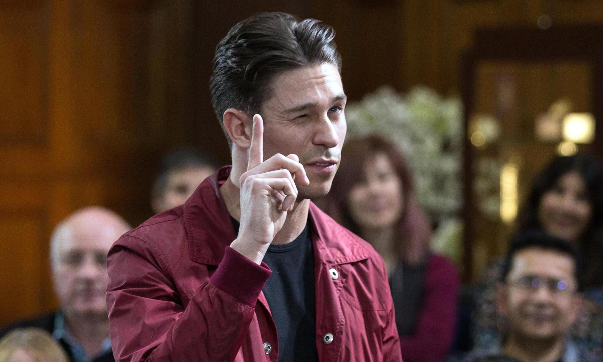 TV tonight: can Joey Essex pass the celebrity memory test?