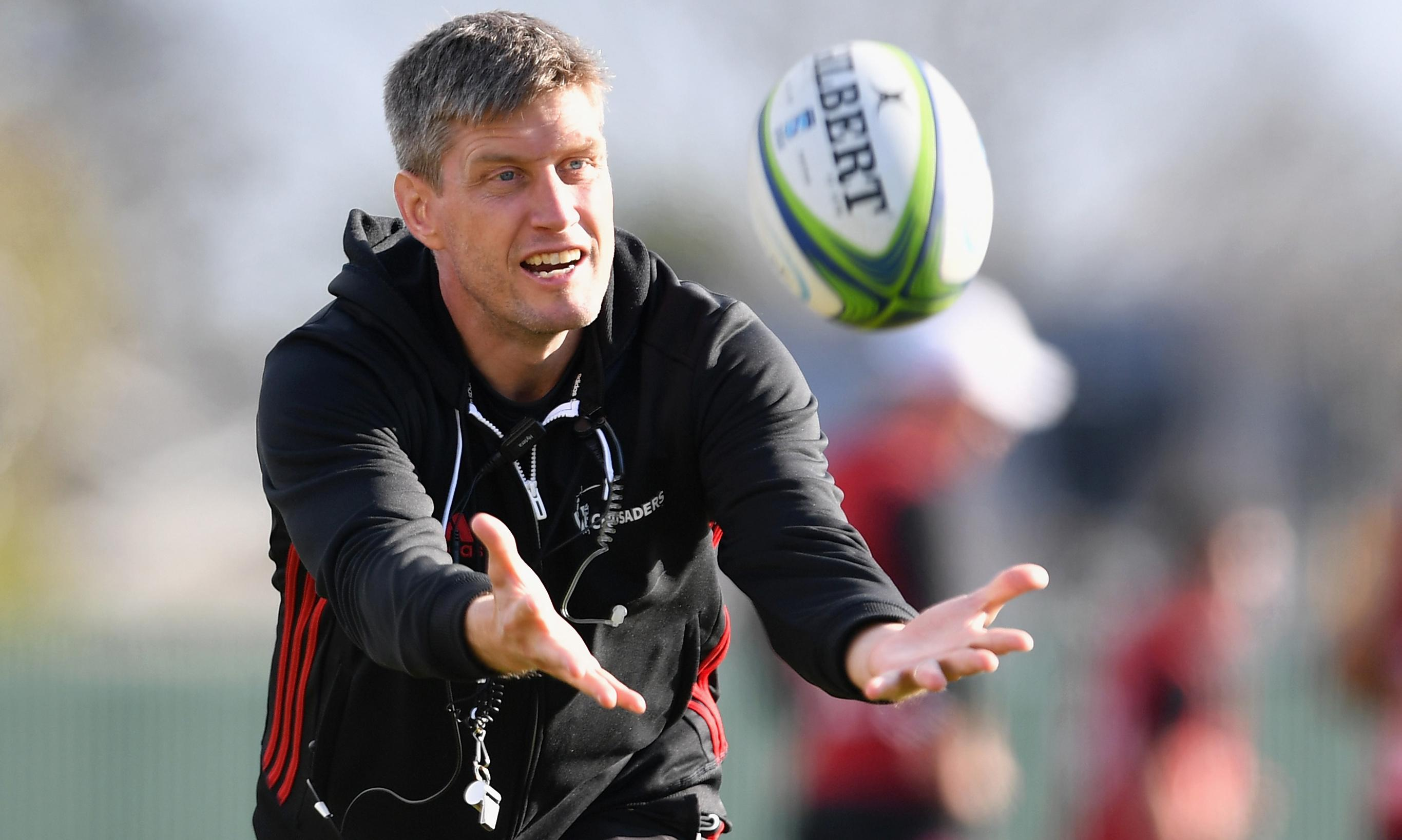 Ronan O'Gara: 'There's no secret to the All Blacks but no one believes that'