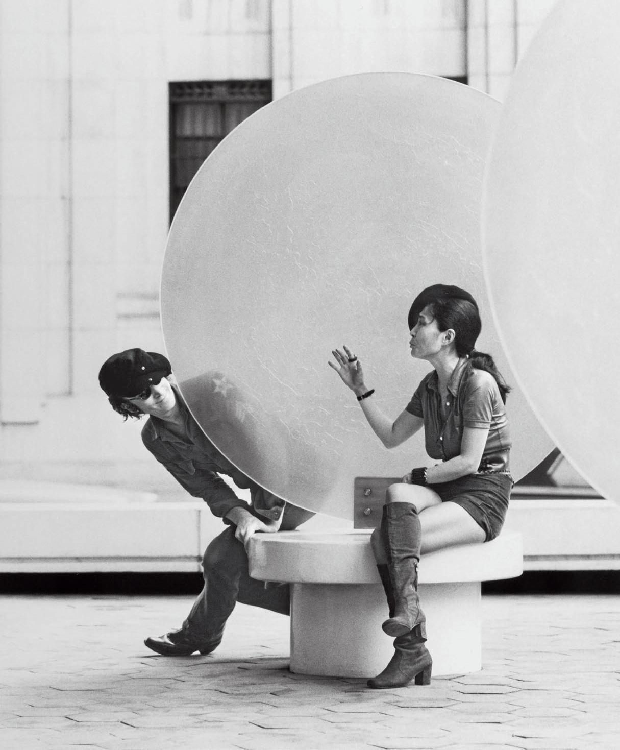 Not the only one: how Yoko Ono helped create John Lennon's Imagine
