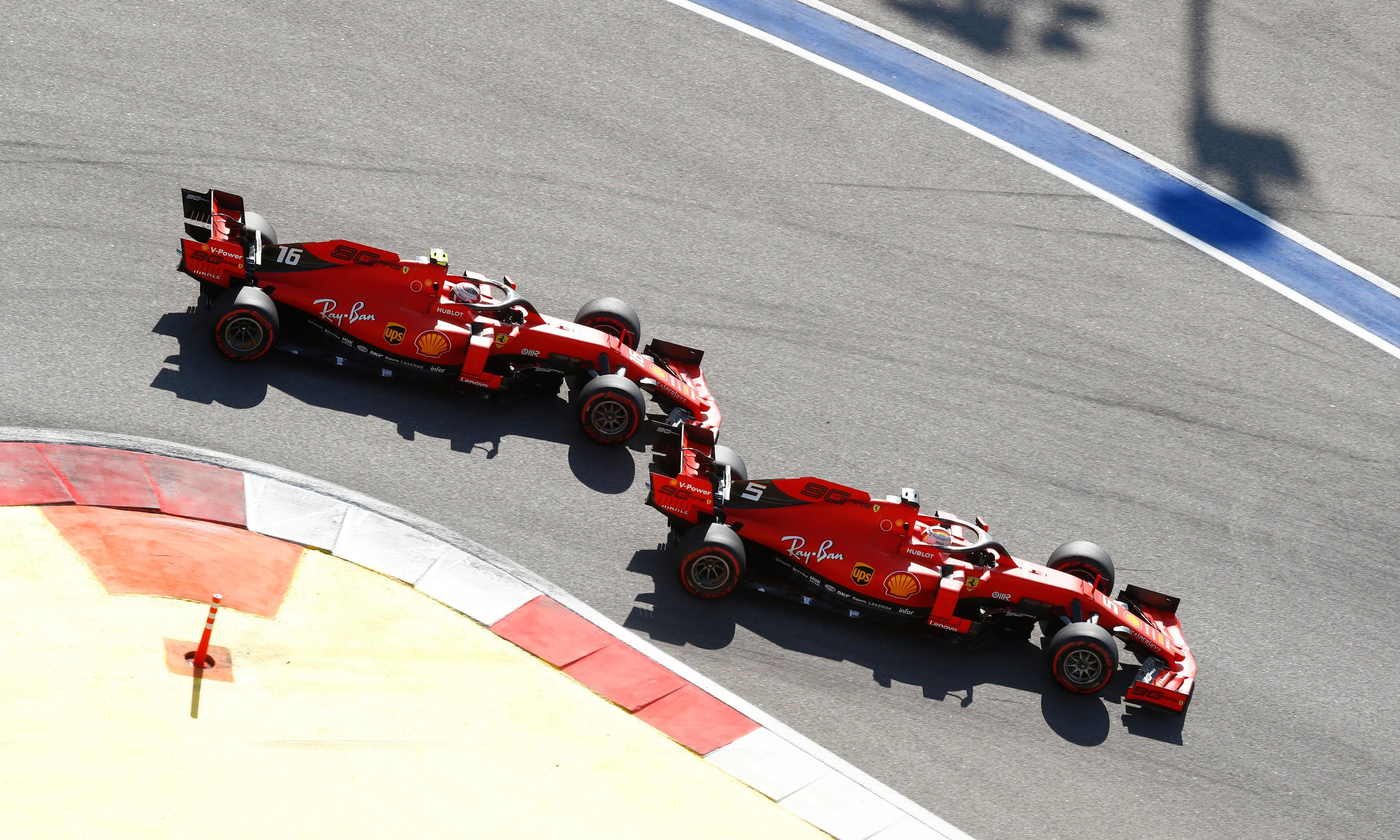 Ferrari create 'a war' while F1 continues to meddle with the rules