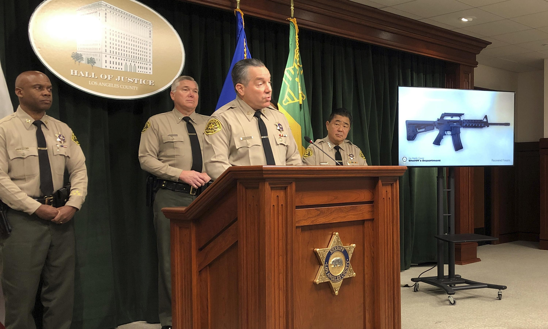 Los Angeles: teen arrested on suspicion of making school shooting threat