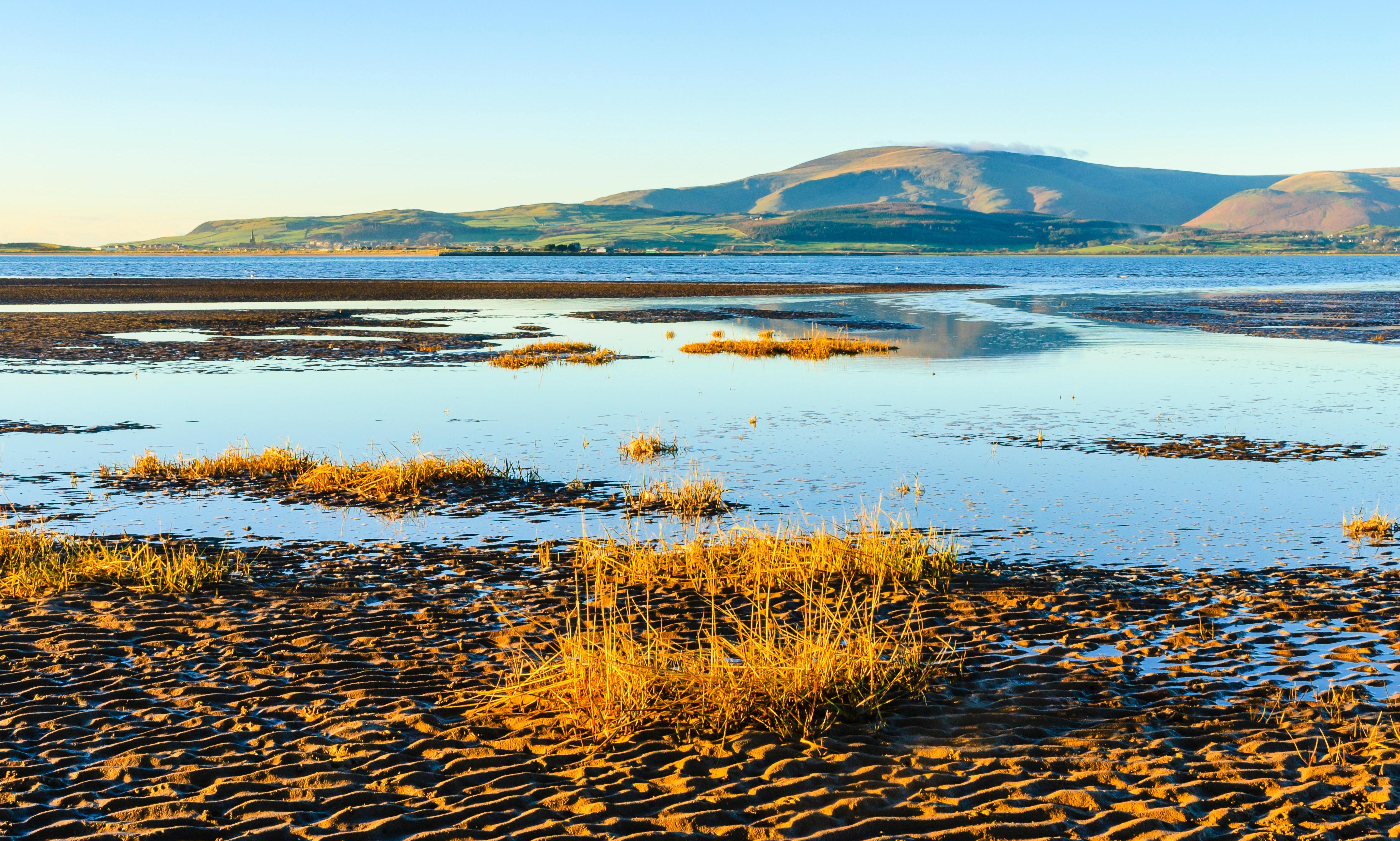 Skip the Lakes and see the Cumbrian coast – without a car
