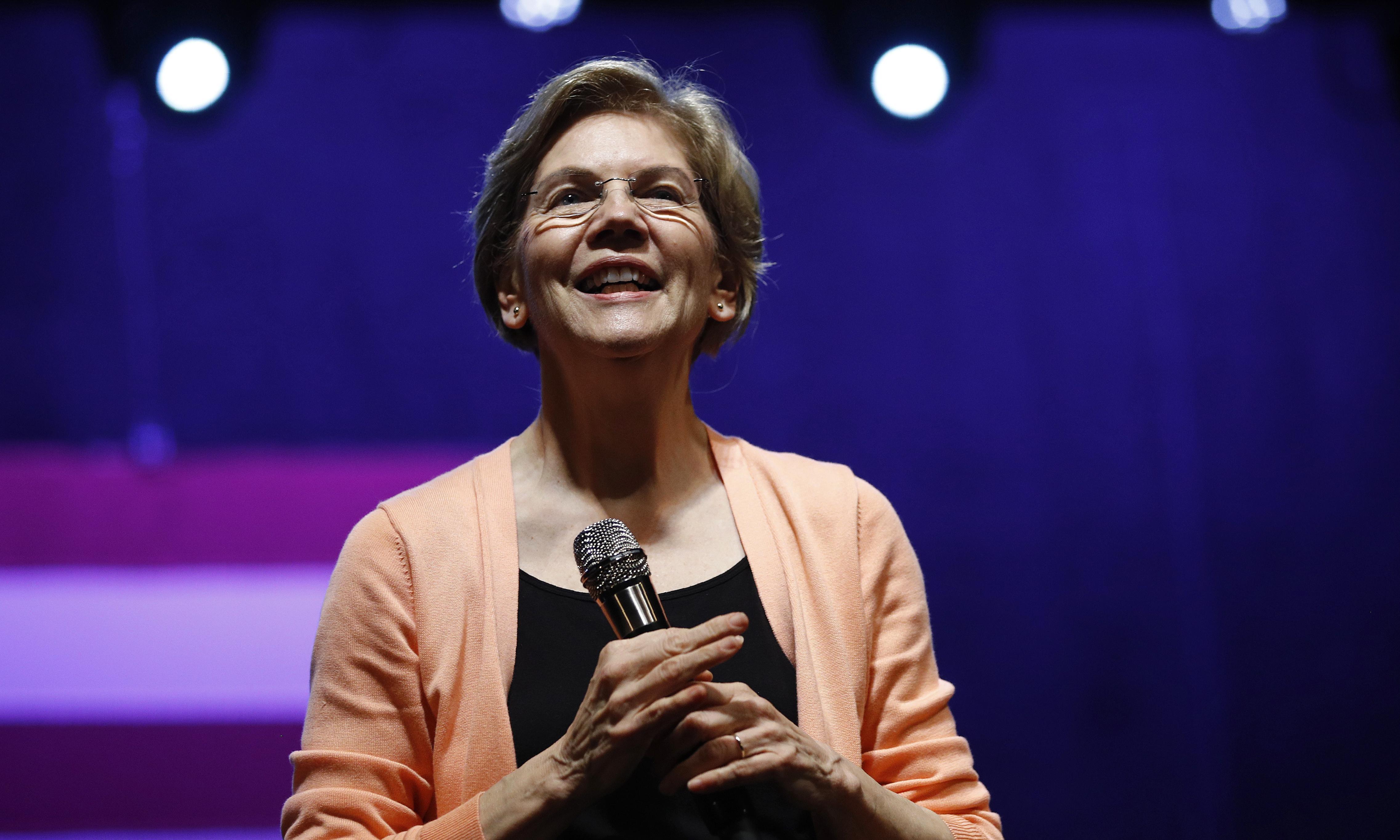Don't call Elizabeth Warren's campaign dead yet