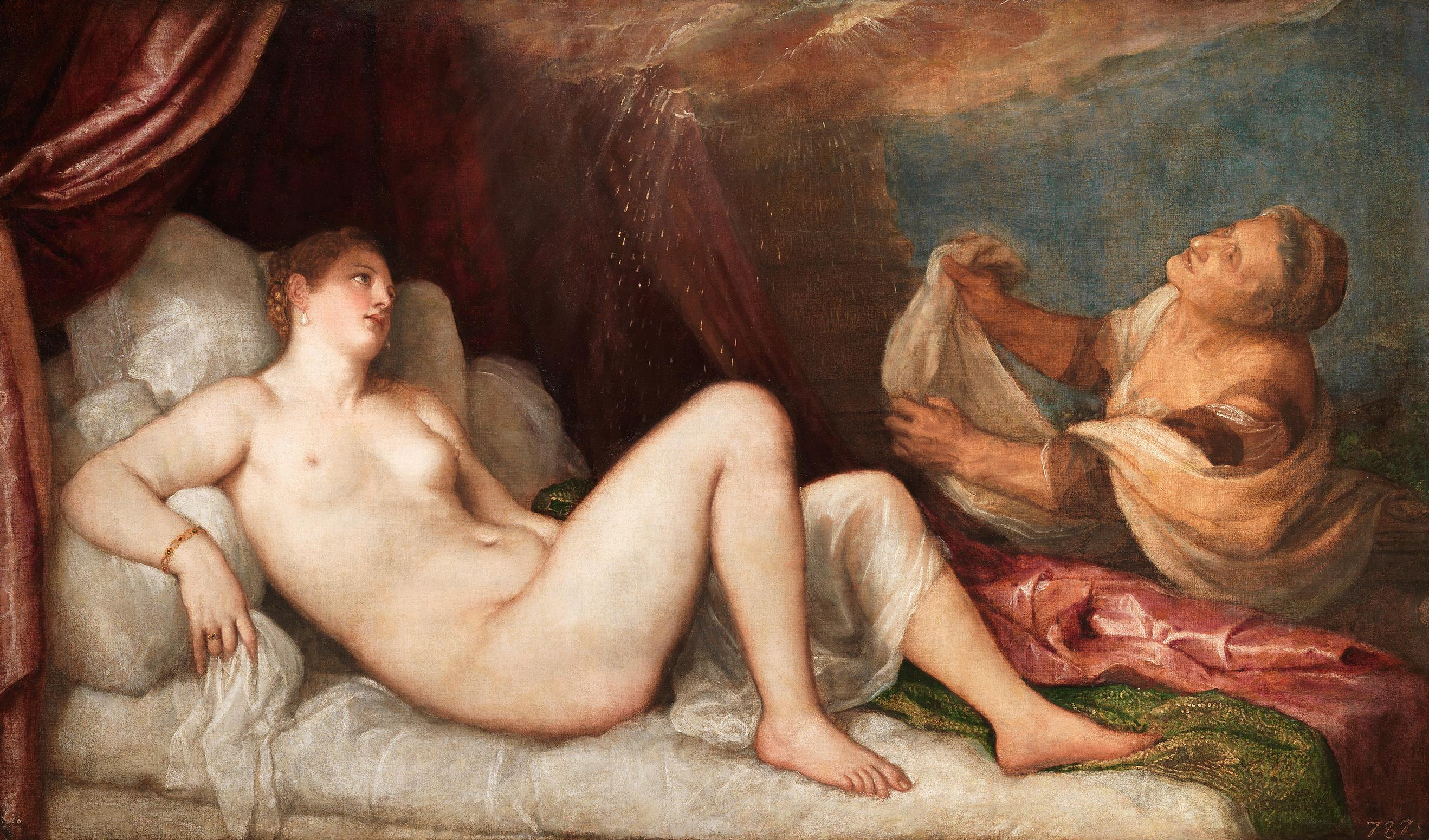 Titian expert says lauded painting is not by the master