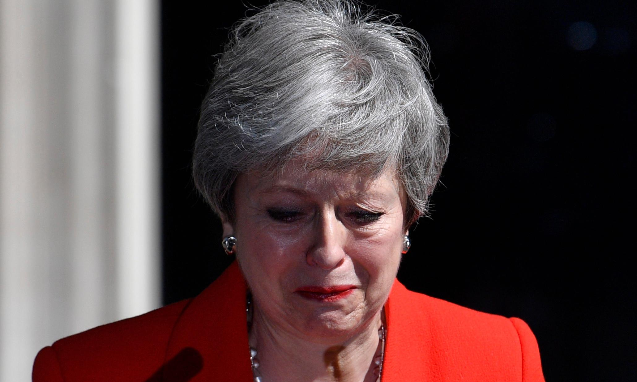 The Guardian view on Theresa May: a poisonous legacy